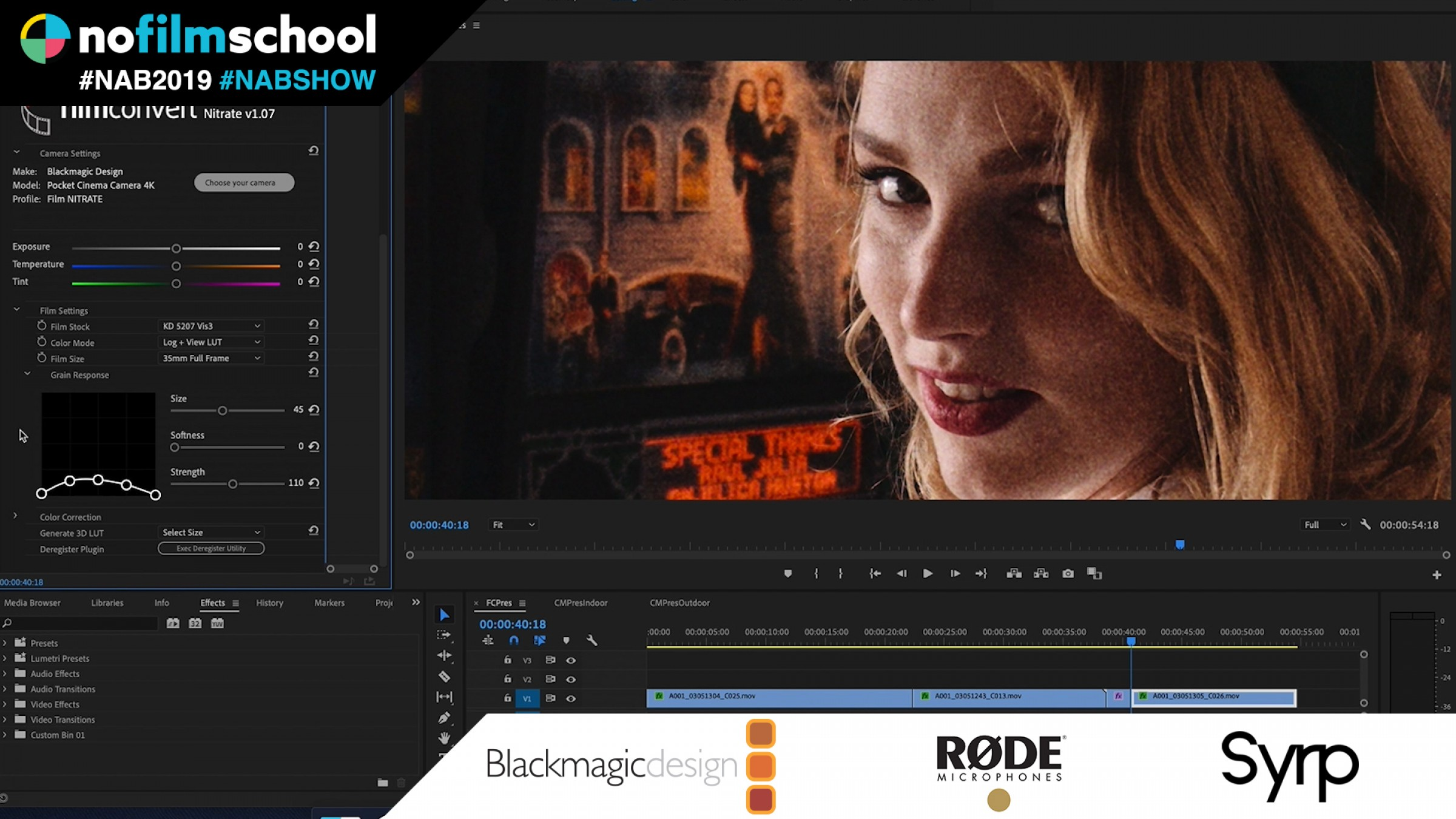 FilmConvert Gives Users More Color Grading Power with Nitrate