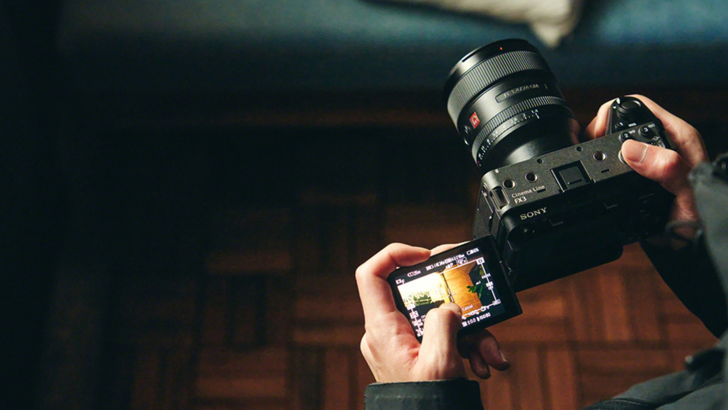 Watch the Sony FX3 In Our Real-World Shoot