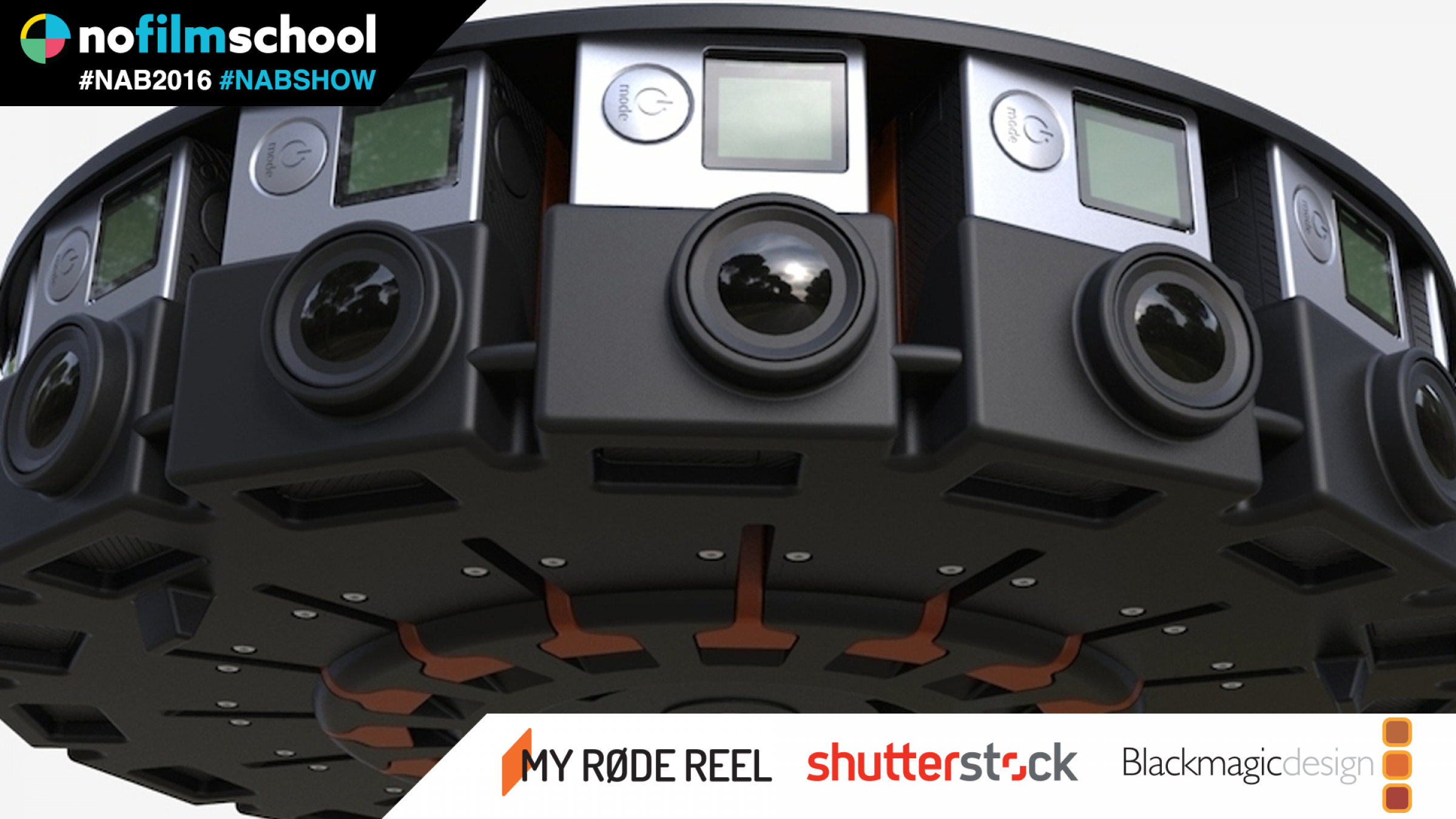 GoPro Keeps Moving in the Direction of VR and 360 Degree Video with