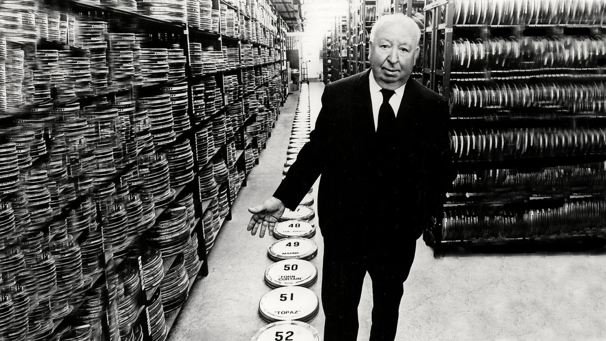 Get Alfred Hitchcock's Advice, In His Own Words.
