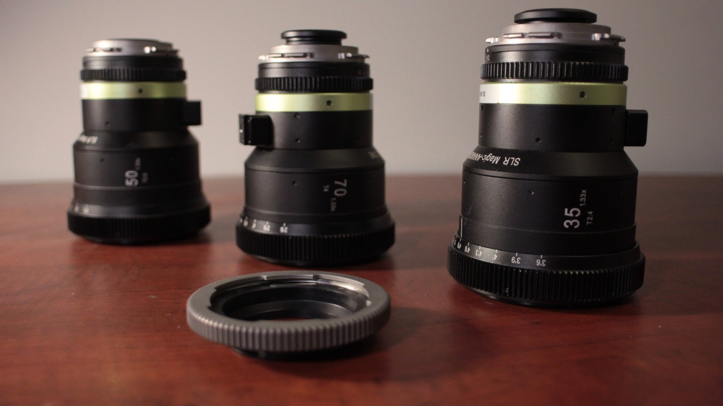 REVIEW: SLR Magic Anamorphot 1 33x CINE Lenses