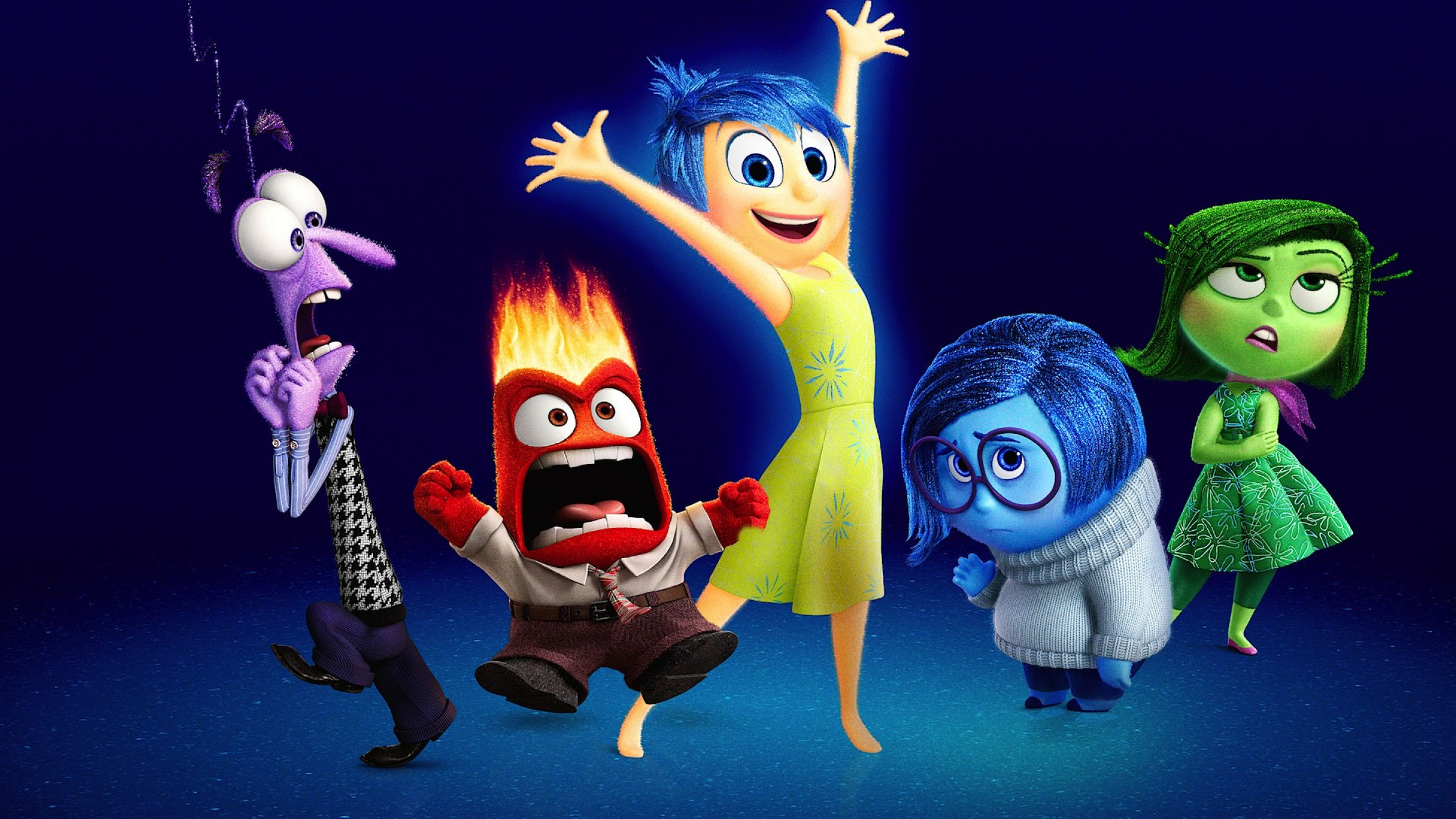 'Inside Out' Screenplay Now Available For Your Consideration