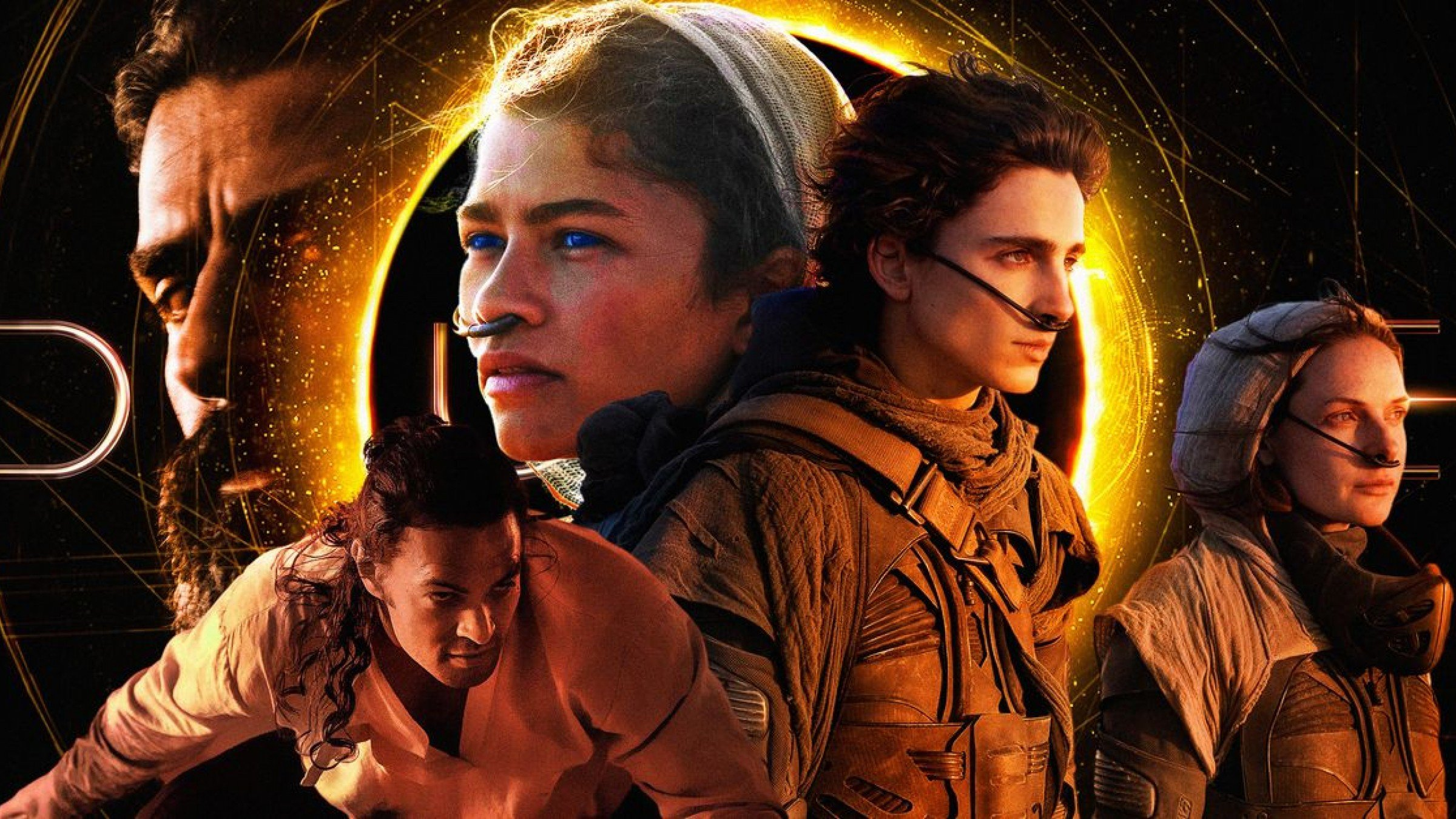 Dune Release Moved To Late 2021
