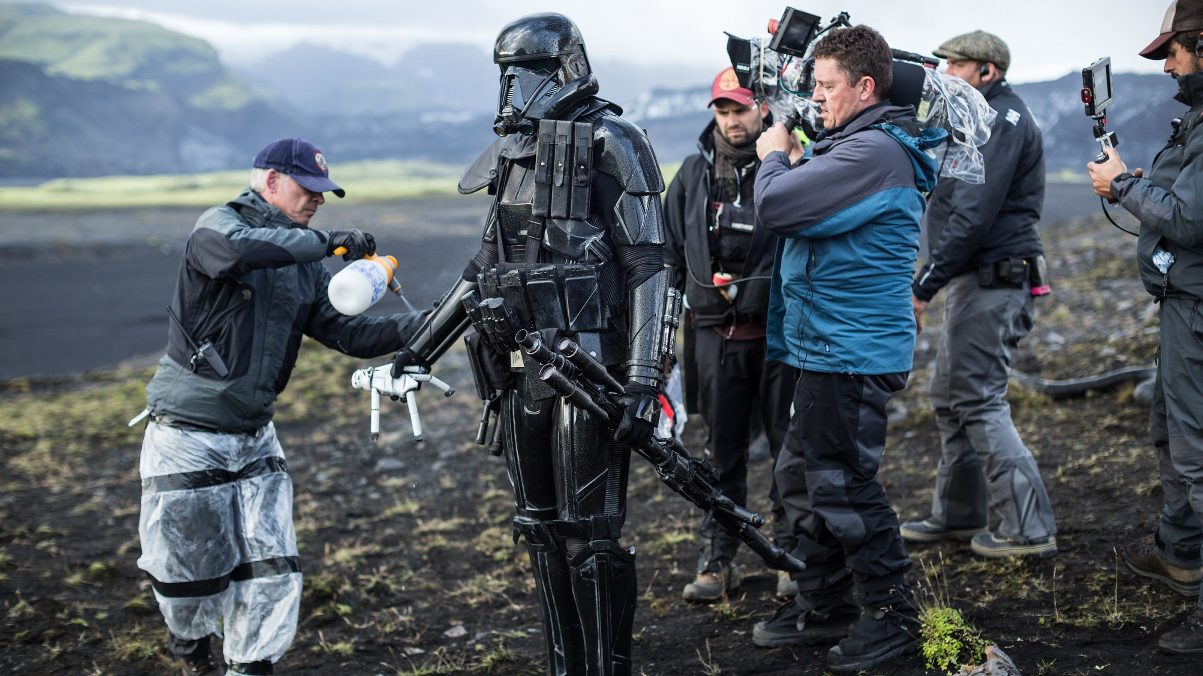 What's a Key Grip in Movies and What Does a Key Grip Do?