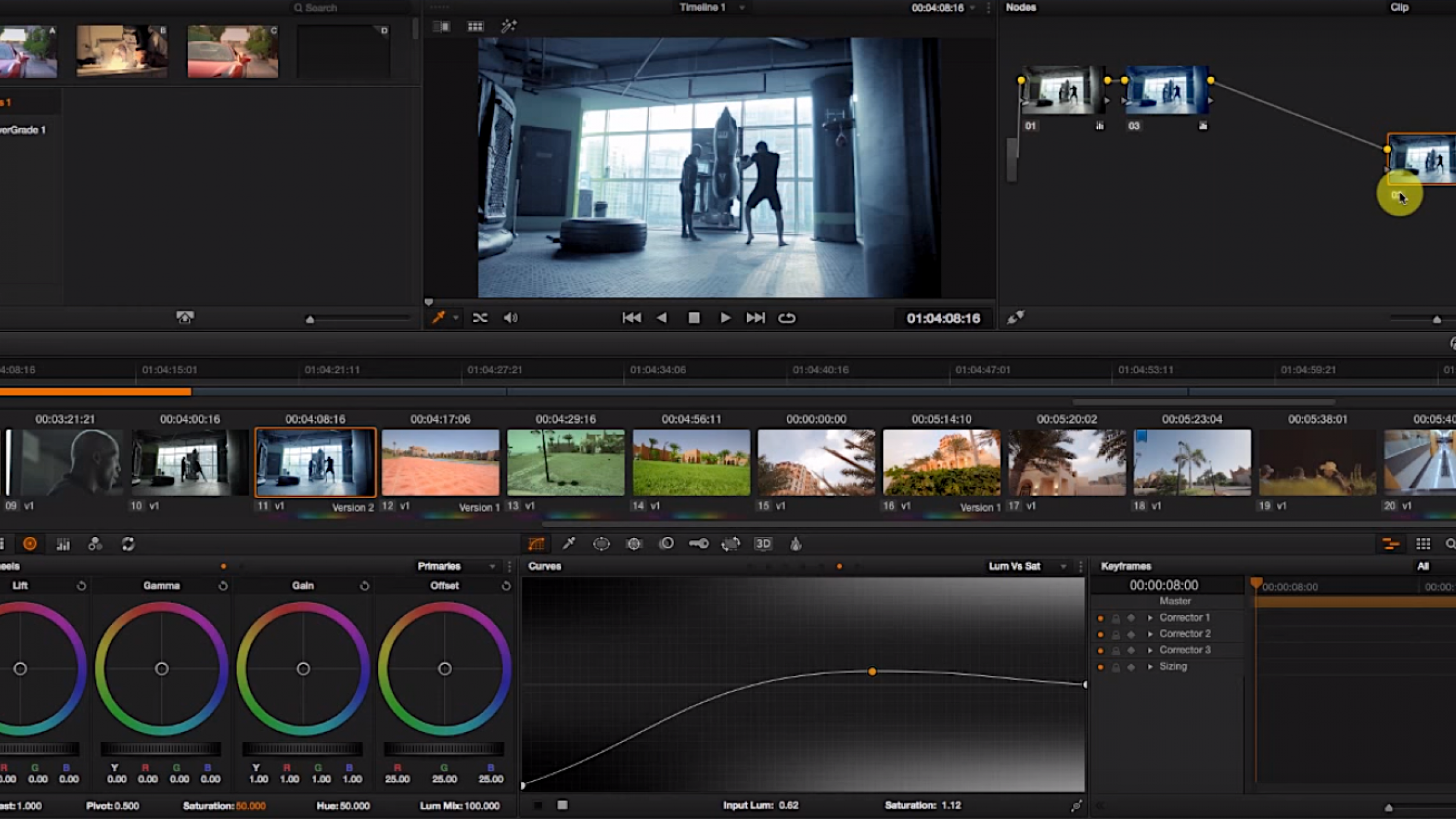 A Simple Trick to Make Your Color Grades More Cinematic & Professional