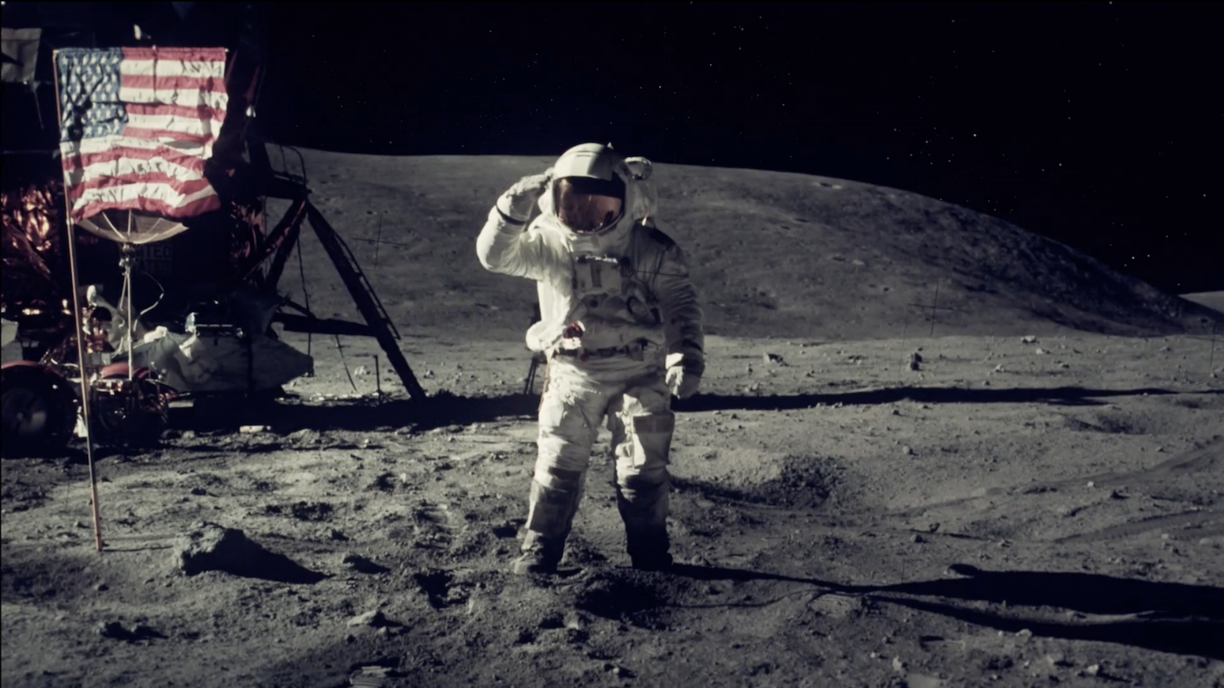 30 kickass and interesting facts about moon landing - HD2400×1350