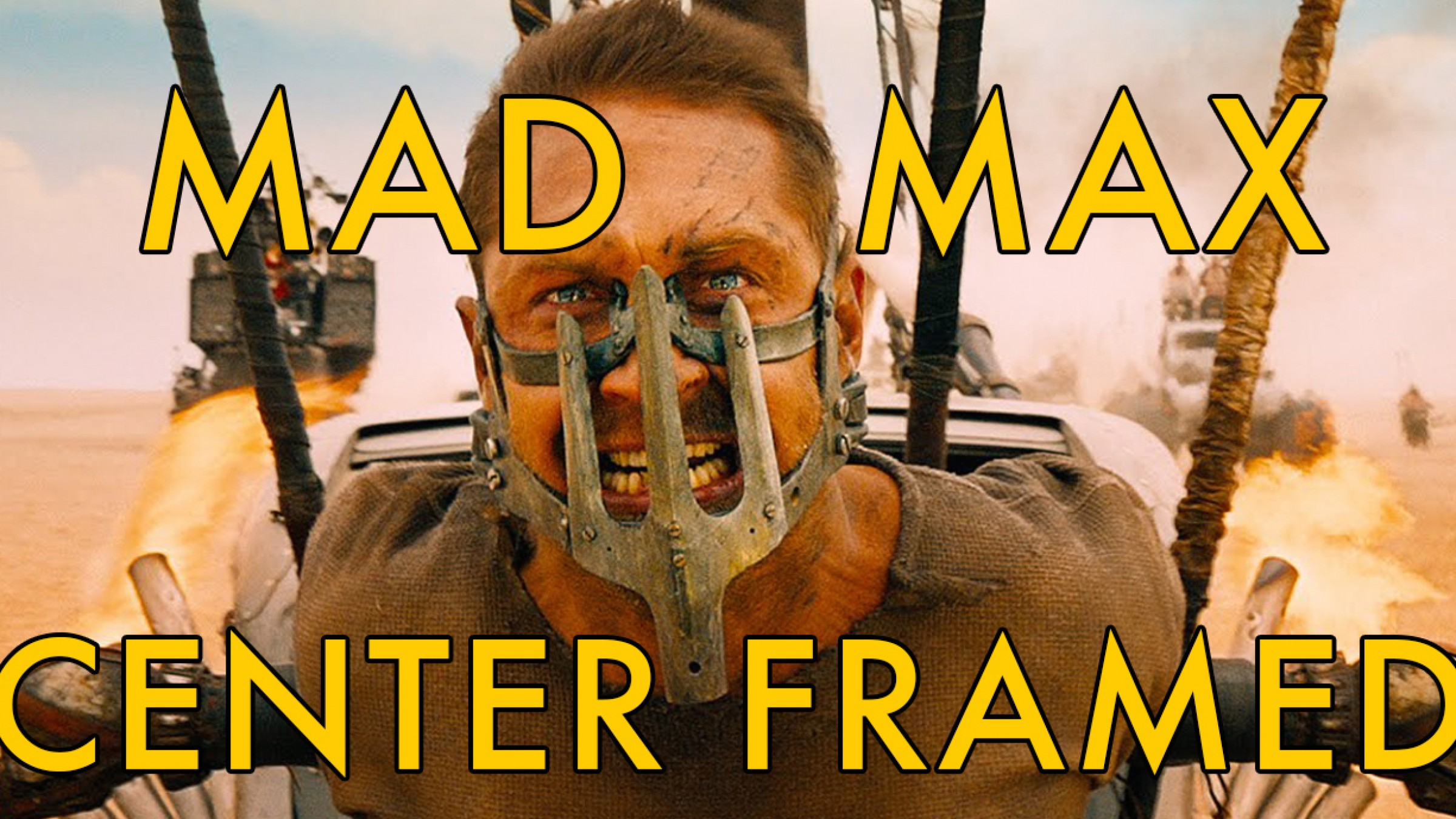 How the Framing In 'Mad Max: Fury Road' Keeps the Viewer Oriented in a Chaotic World