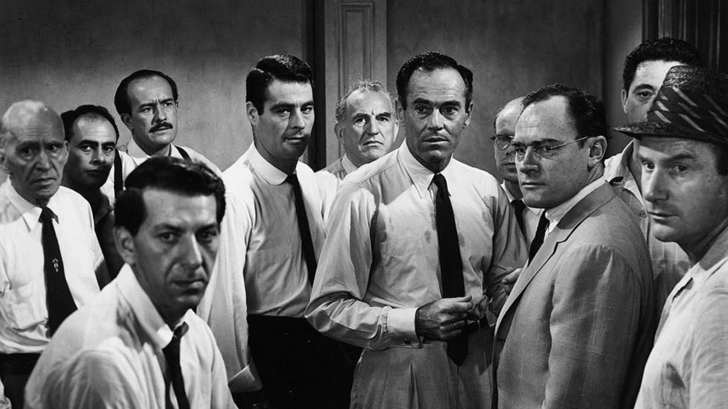 Watch: '12 Angry Men' is a Masterclass in Blocking Your Movie