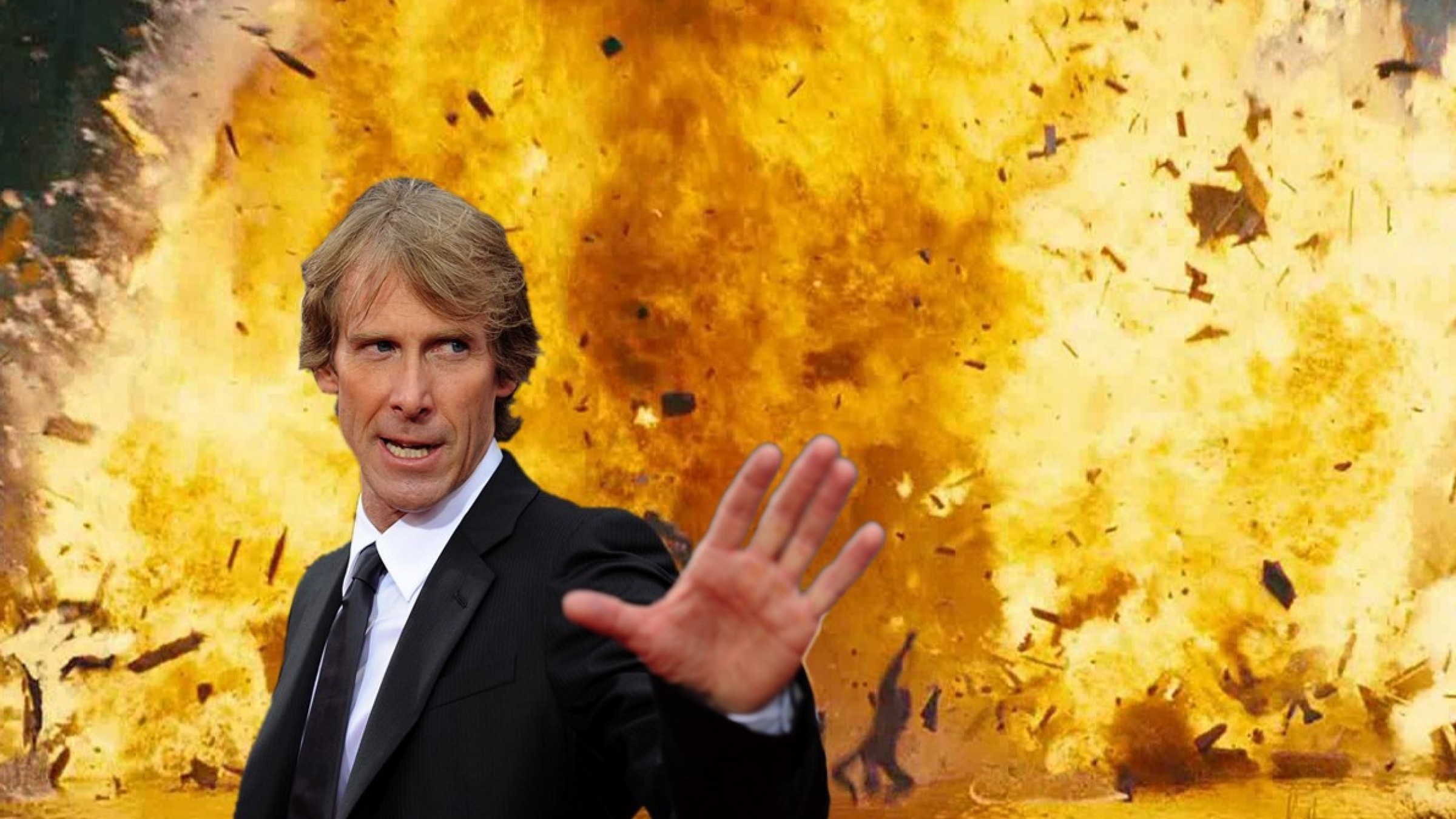 Watch: The 6 Ingredients Needed to Make a Film like Michael Bay