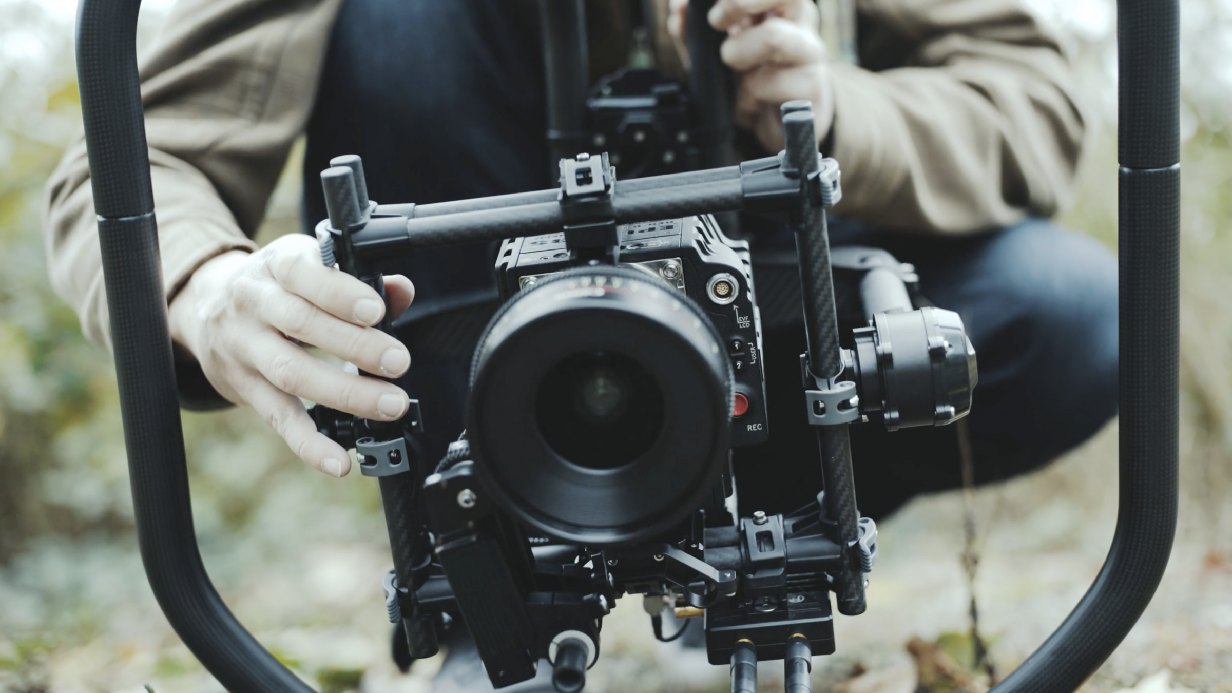 Video Camera Stabilizer >> MoVi Pro is the Next Evolution in Stabilized Motion
