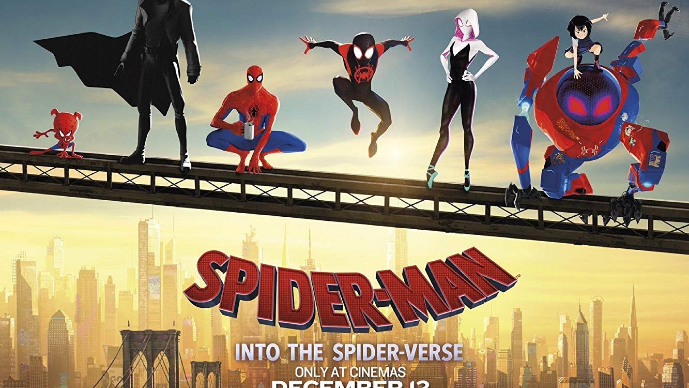 Download the 'Spider-Man: Into The Spider-Verse' Screenplay