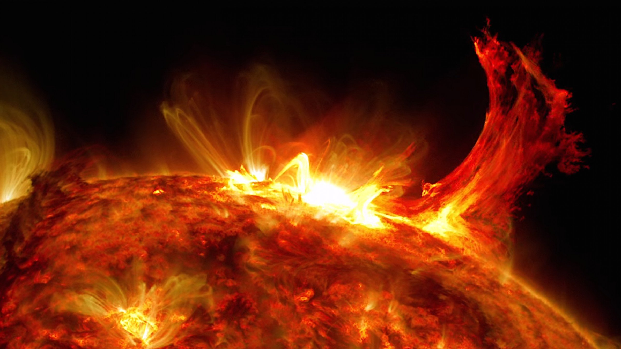 This Time Lapse of the Sun Created by NASA is Simply Beautiful
