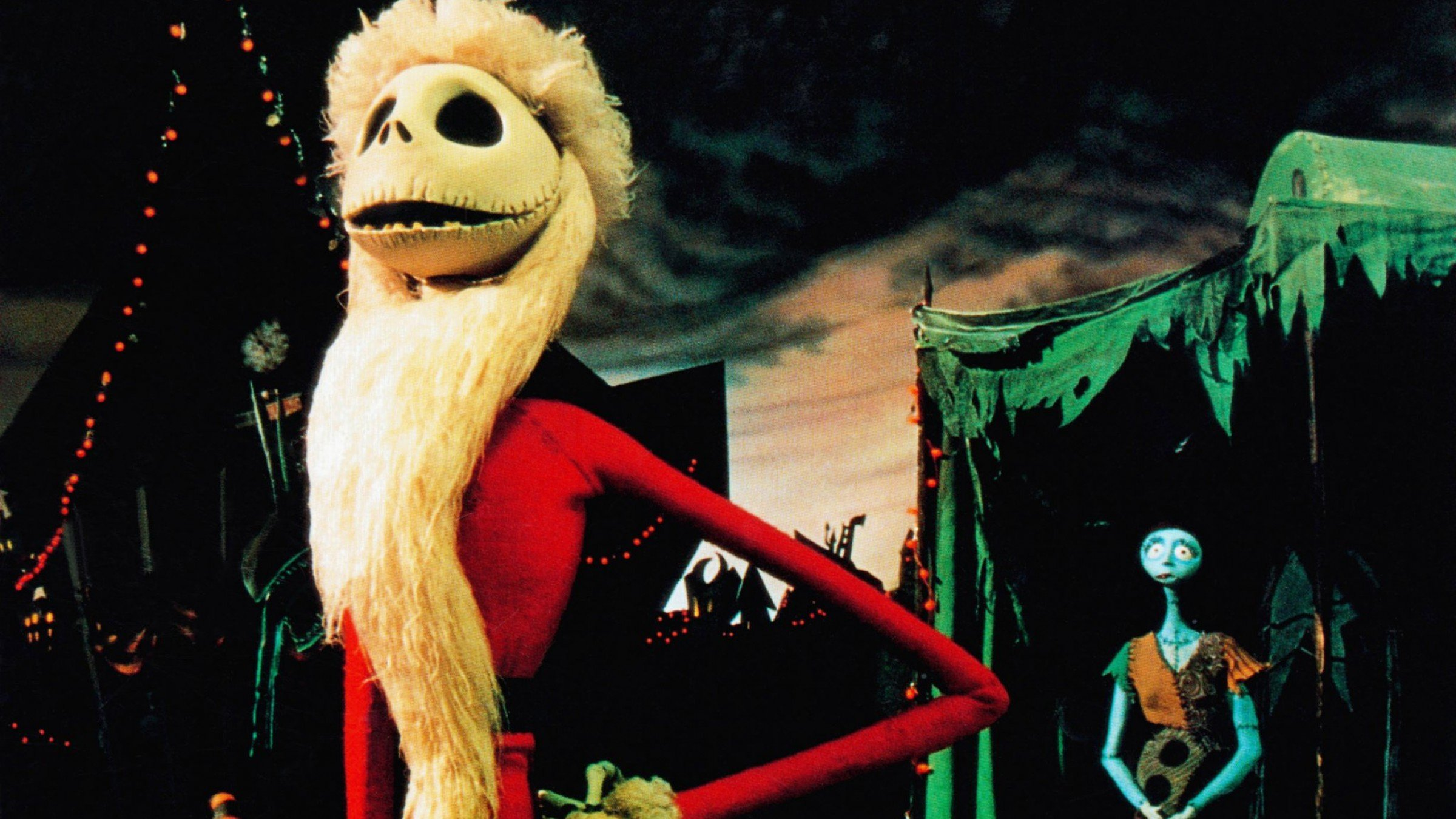 Wait...Is \'The Nightmare Before Christmas\' Actually a Thanksgiving ...