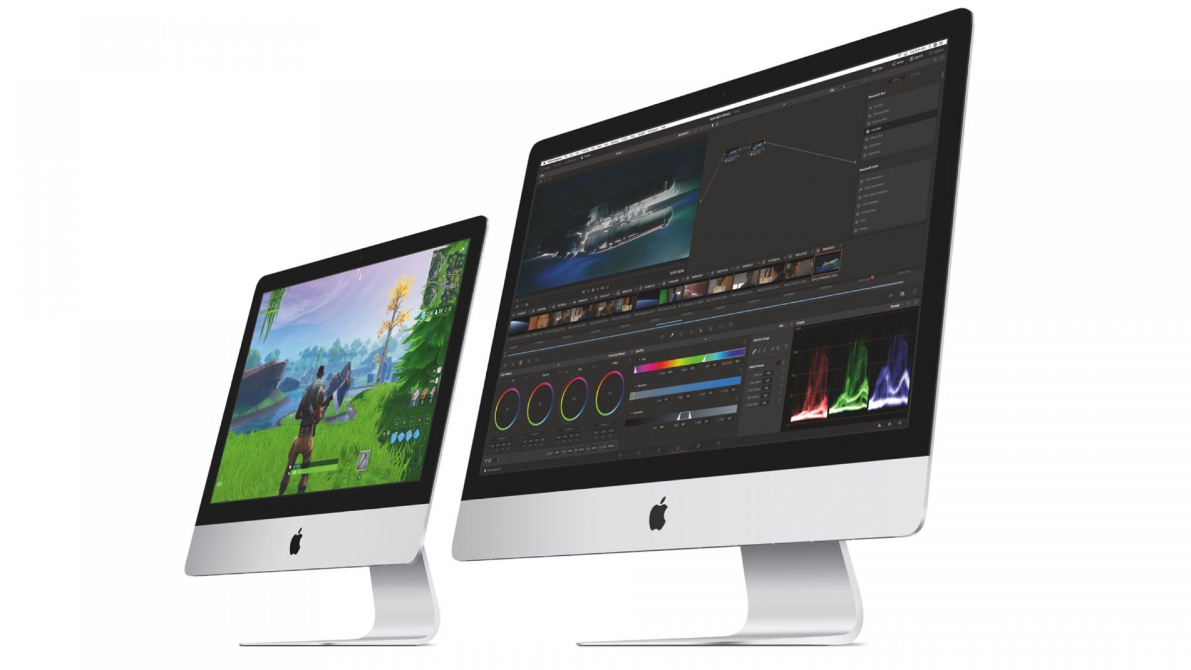 Apple Unveils New iMacs with Faster Graphics and Processing Performance