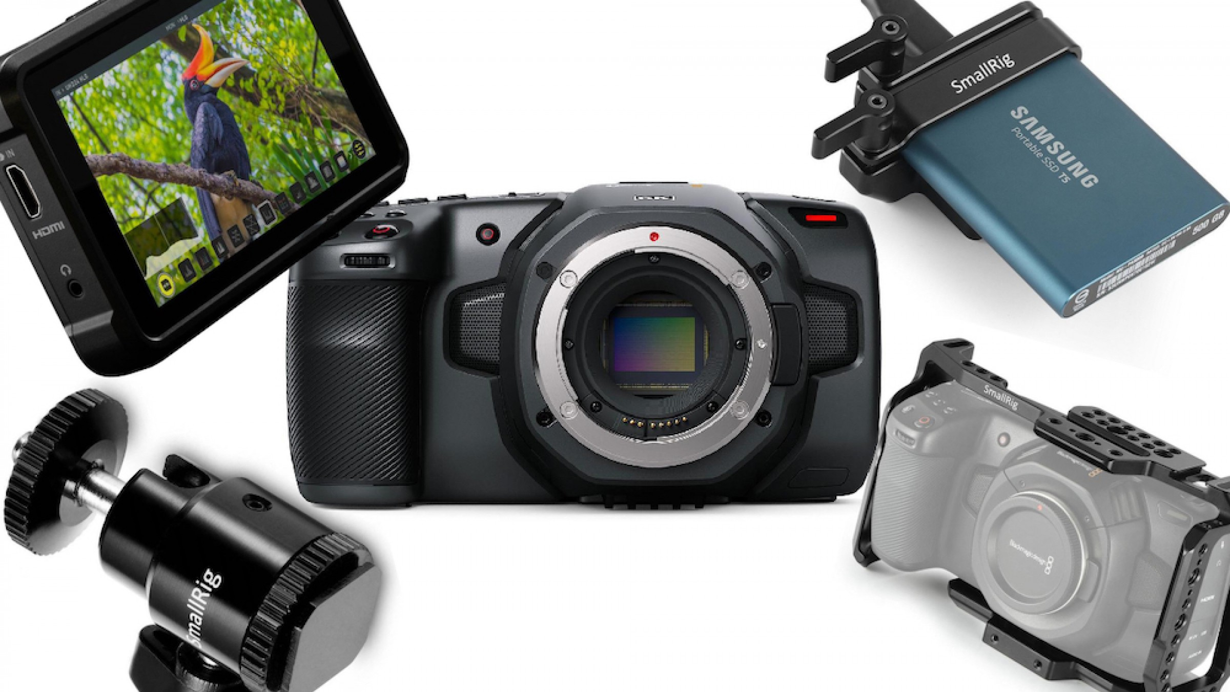 These Bmpcc6k Kits Basically Give You A Ton Of Extras For Free