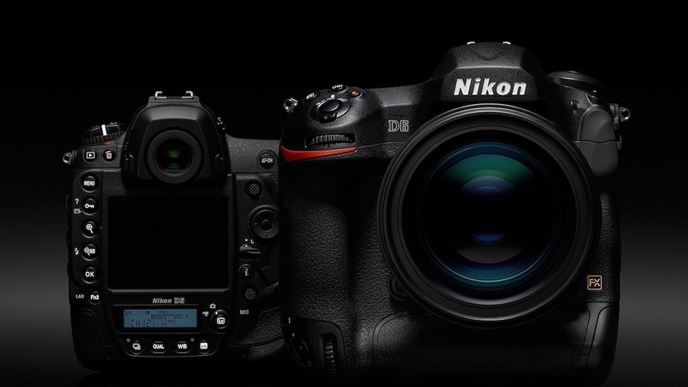 Nikon's D6 was Designed with Sports Photography in Mind
