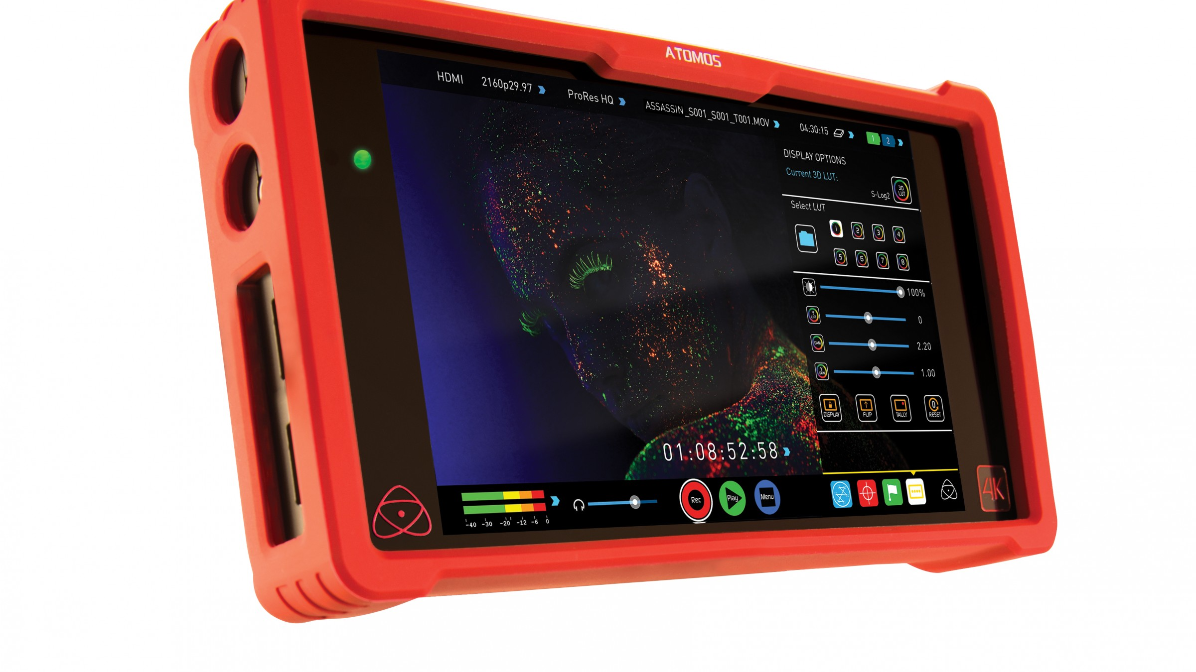 Atomos Announces Their Brand New 4K Recorder, the Light & Affordable