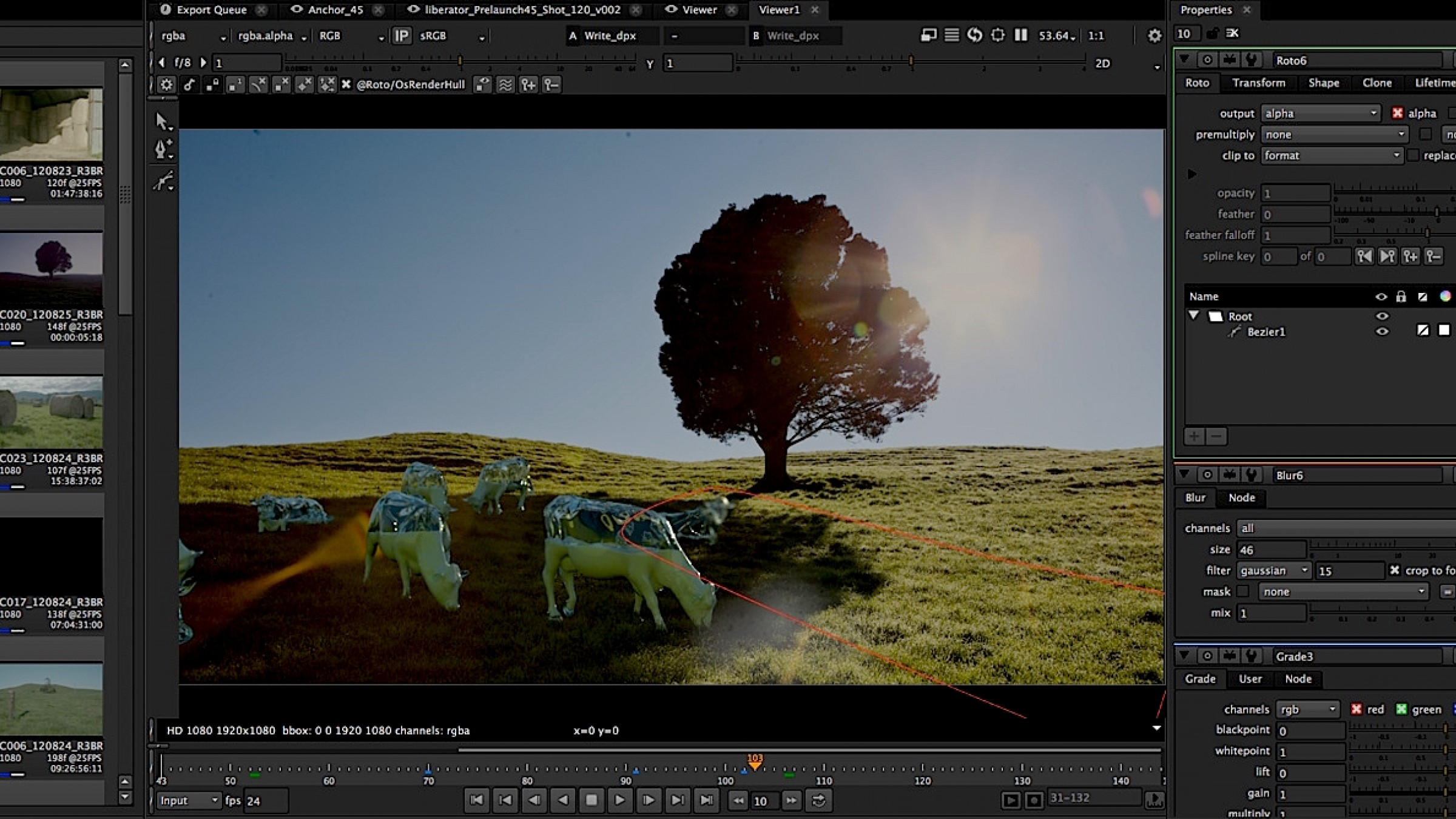 Nuke, the Powerful Node-Based Compositing Software, Is Now