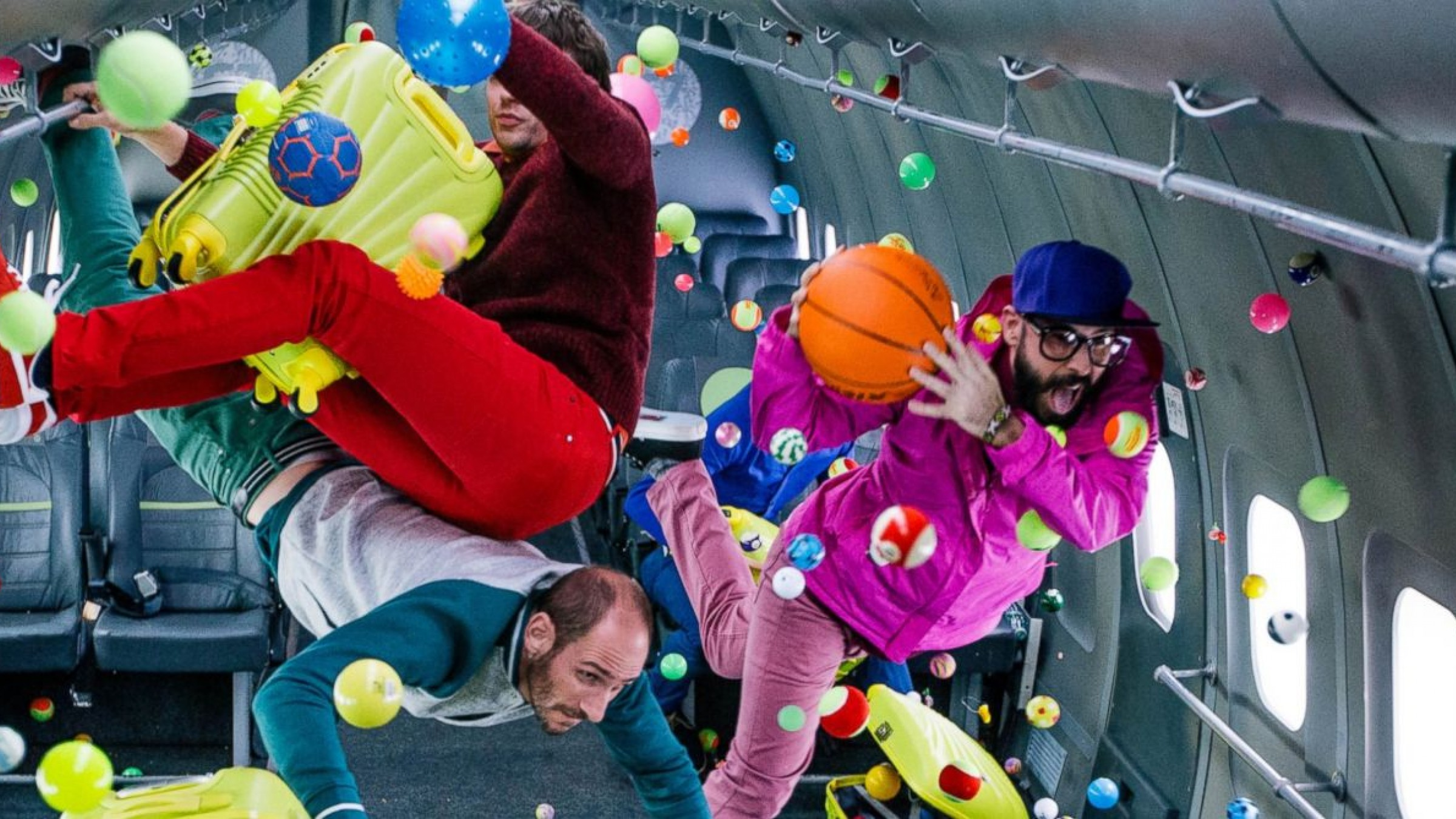 Shooting in Zero-G in a Single Take: Behind the Scenes of OK Go's New Music Video