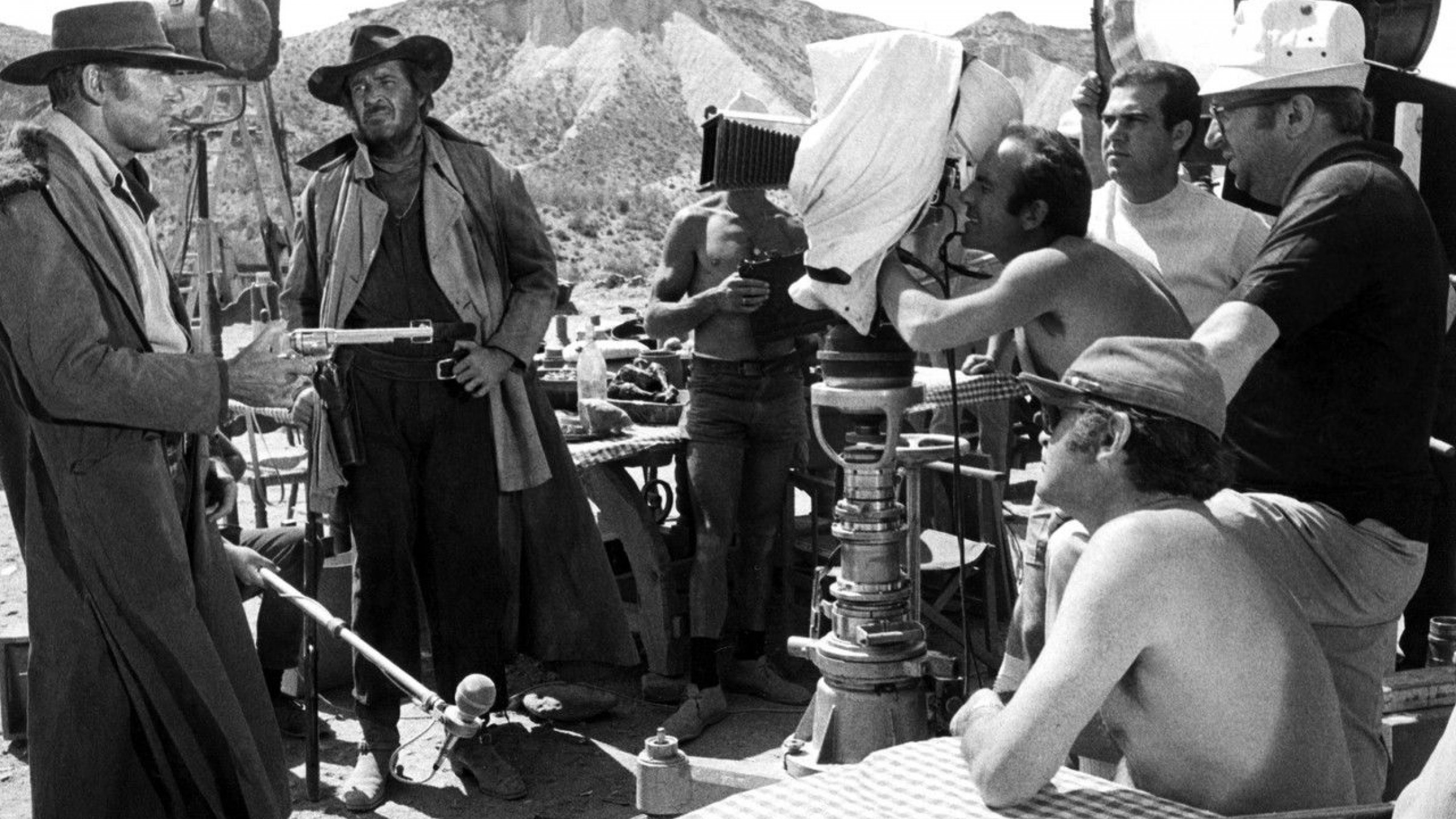 Why Did Sergio Leone Play Music On All His Sets