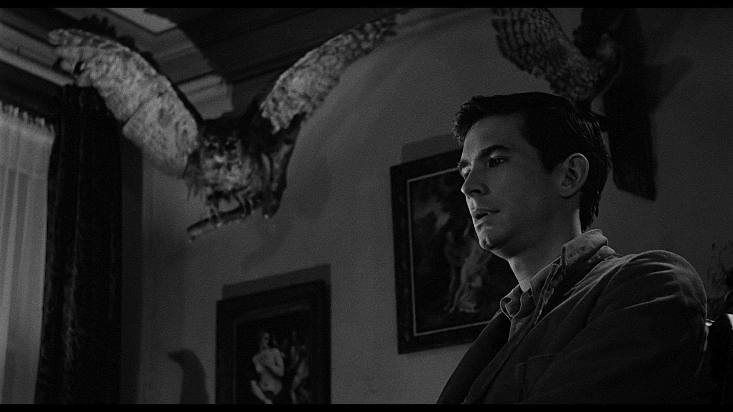 use of birds in psycho Work of alfred hitchcock paige a driscoll paigead@bgsuedu  situation (how many of us have not heard the title of the birds [1963] dropped in the presence of.