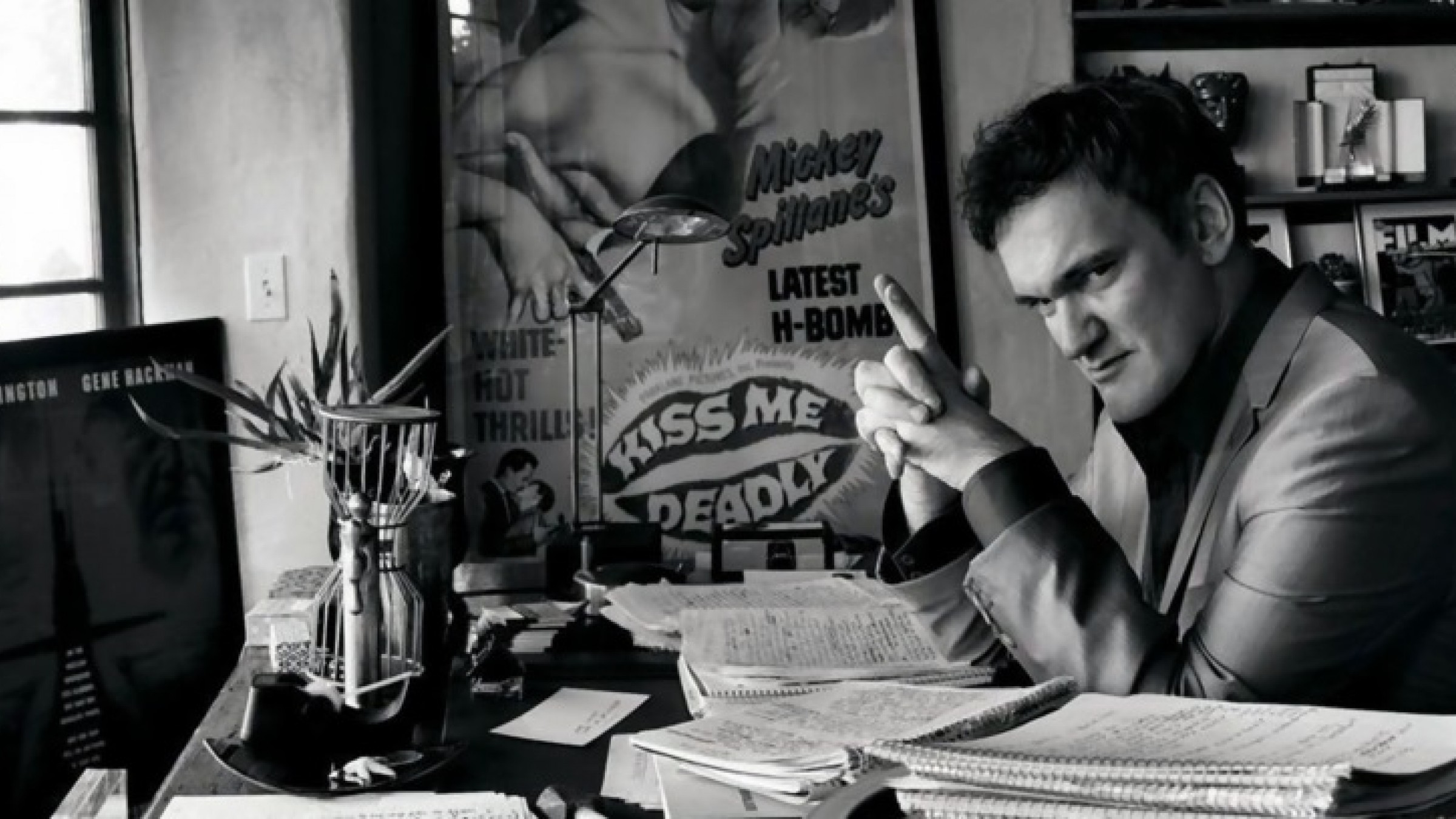 Quentin Tarantino's Best Screenwriting Advice