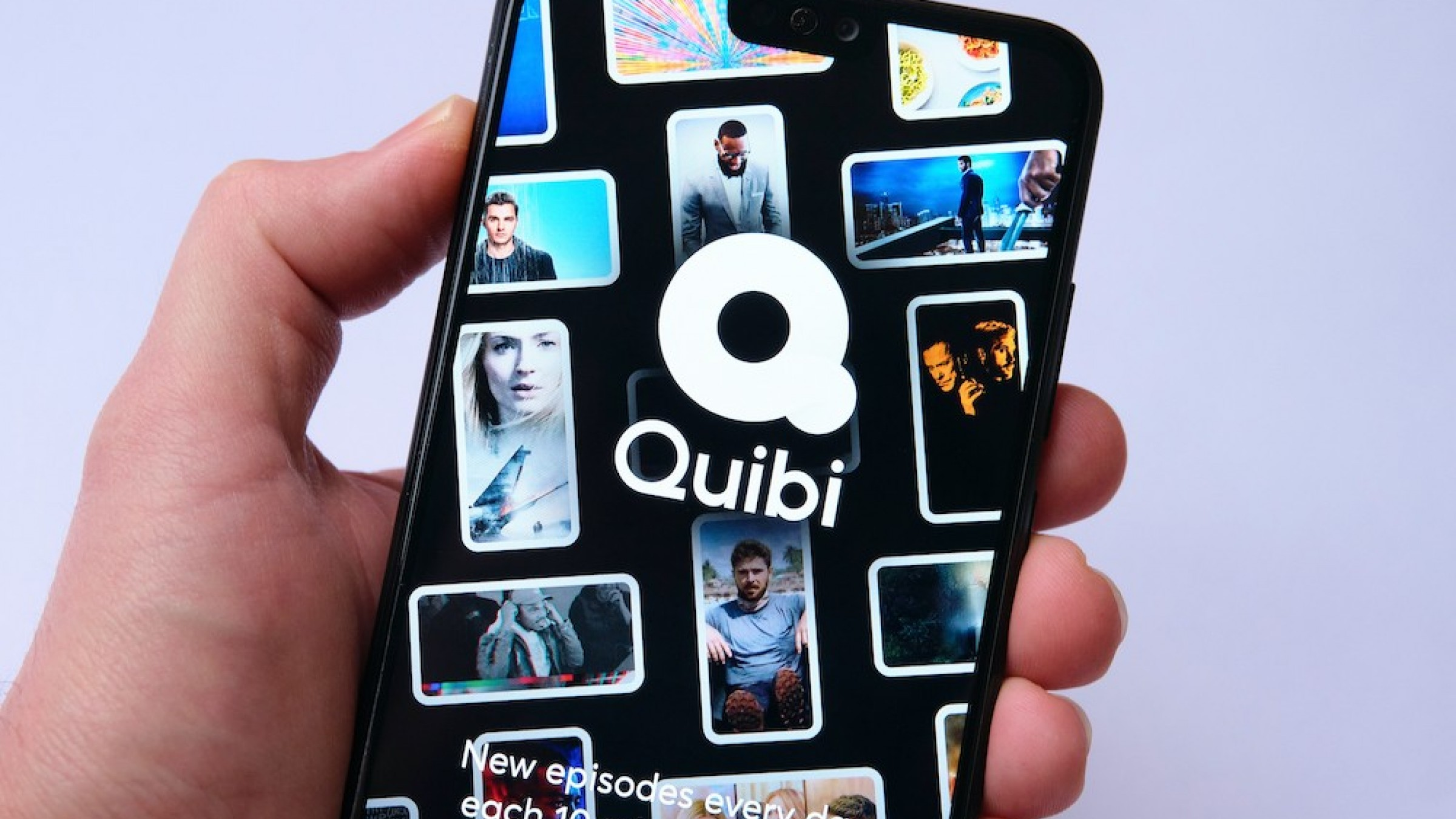 What Should You Do If Quibi (or Anybody) Steals Your Footage?