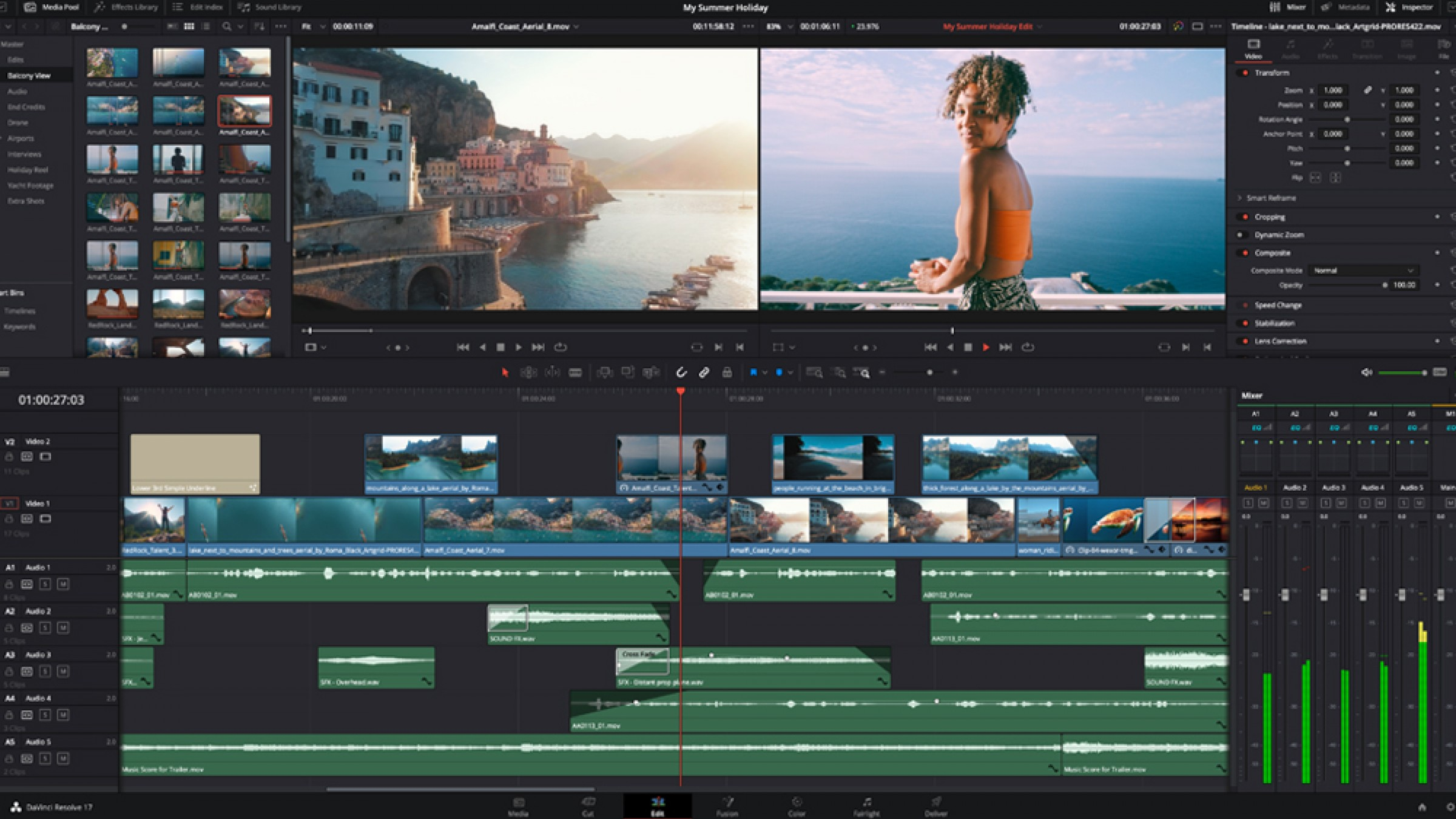 DaVinci Resolve 17 Officially Out of Beta