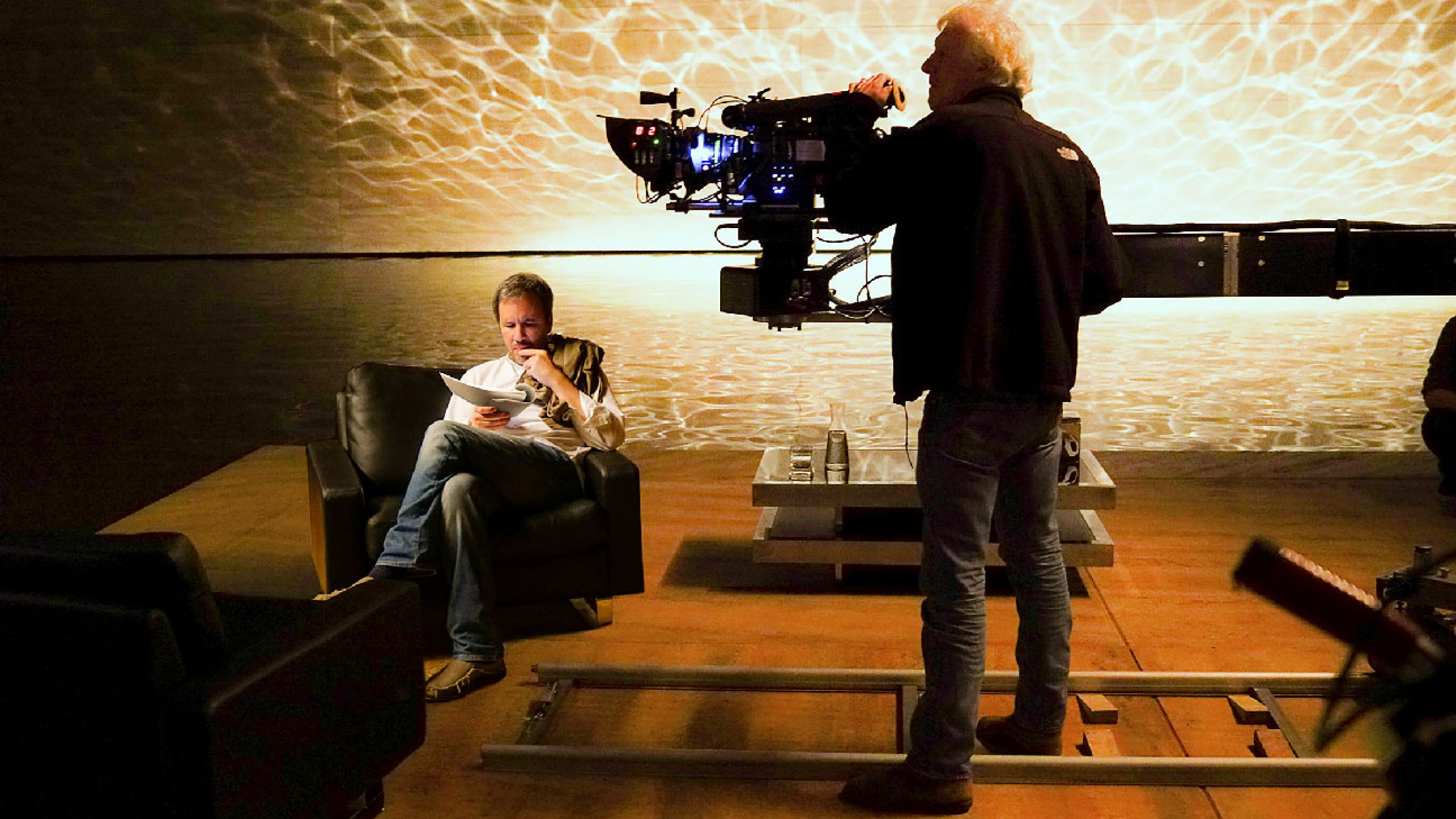 Watch Roger Deakins Dole Out Cinematography Knowledge for 2 Whole Hours