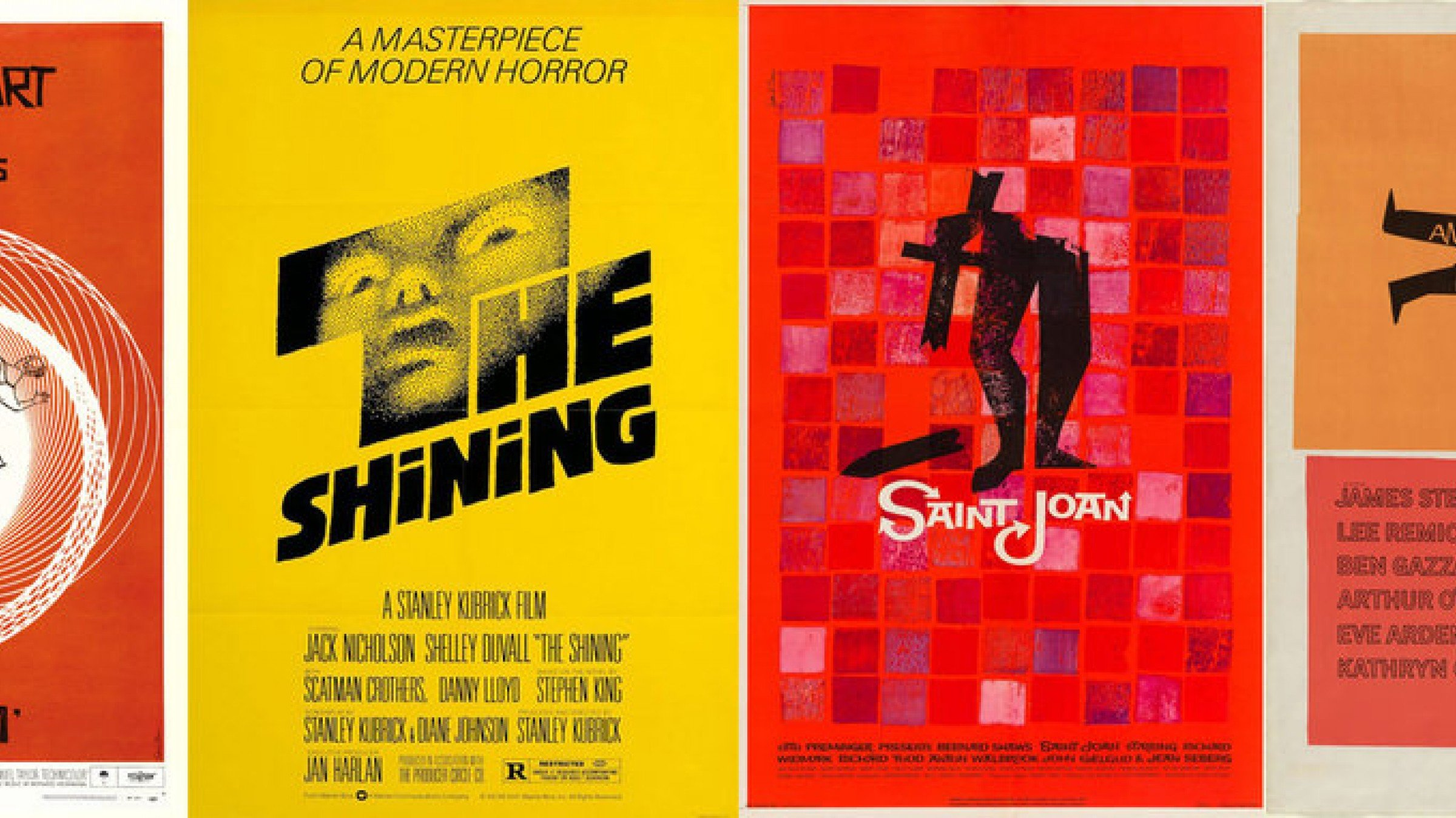 The Captivating Genius Of Saul Bass S Movie Posters Video