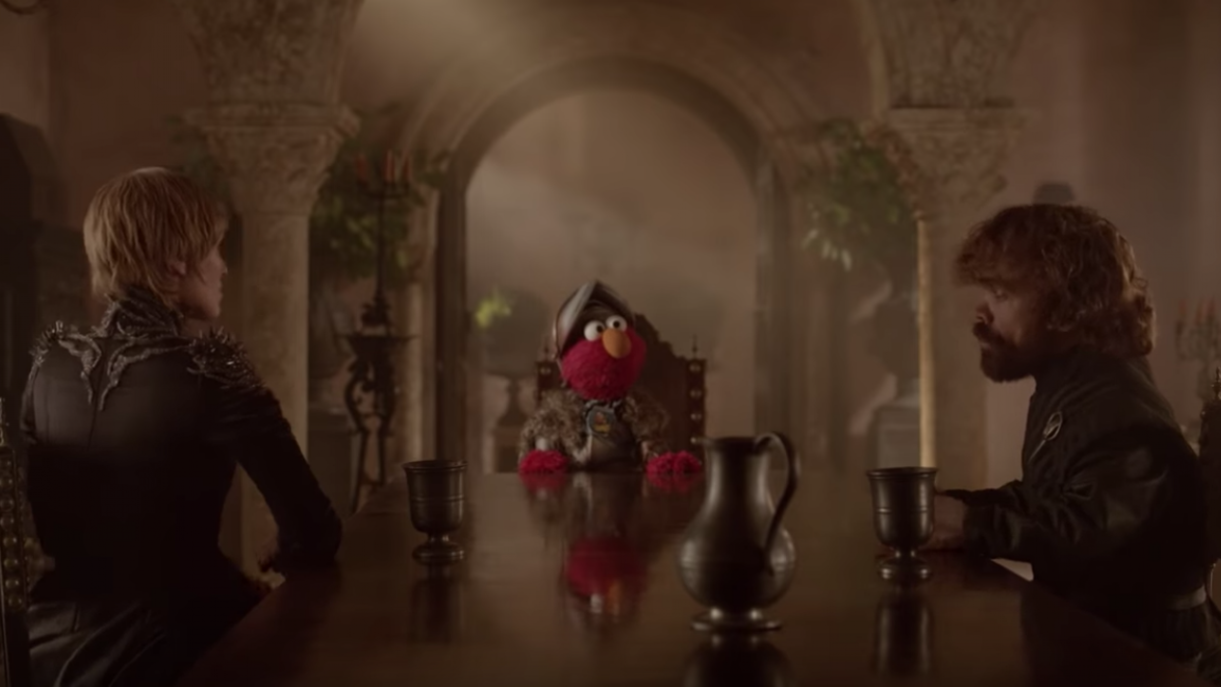 A Muppet Always Pays His Debts