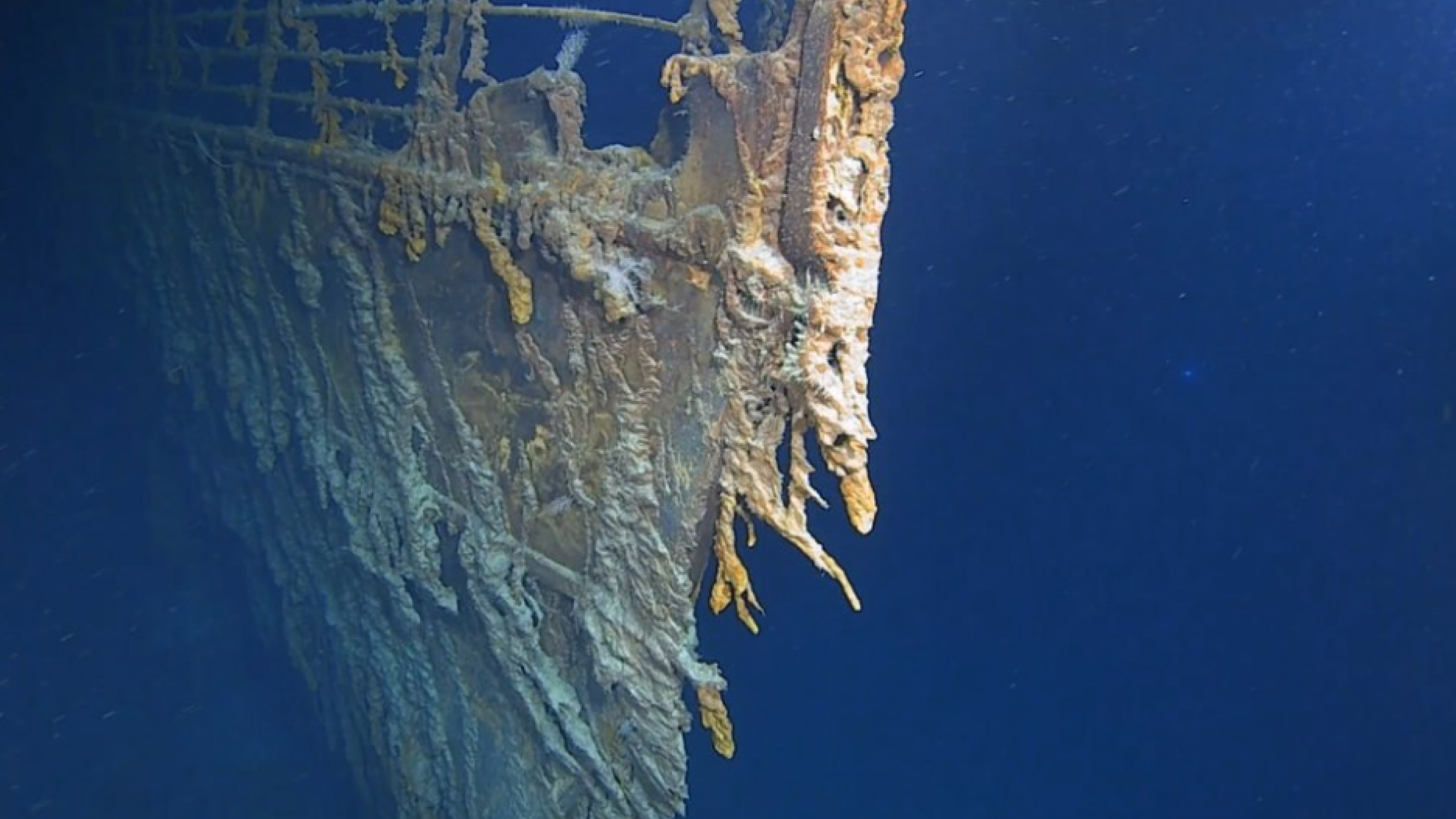 You Won't Believe These 4K Images of Titanic