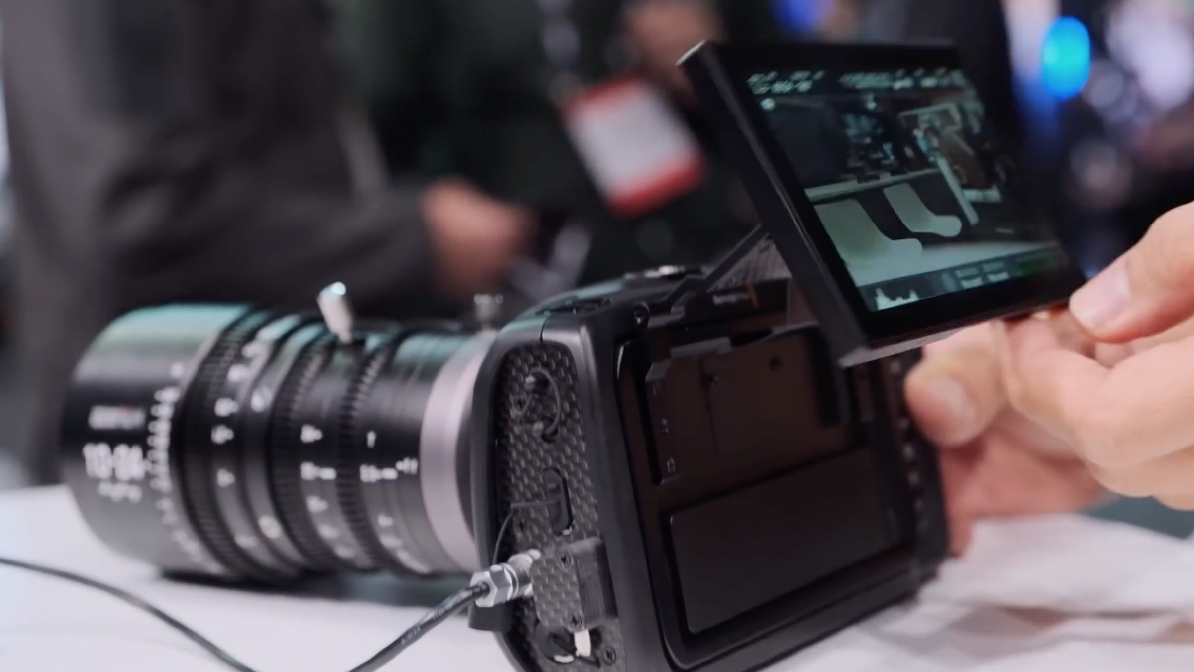 Tilta Created A Bmpcc Mod Kit That Turns The Lcd Into A Flip Screen