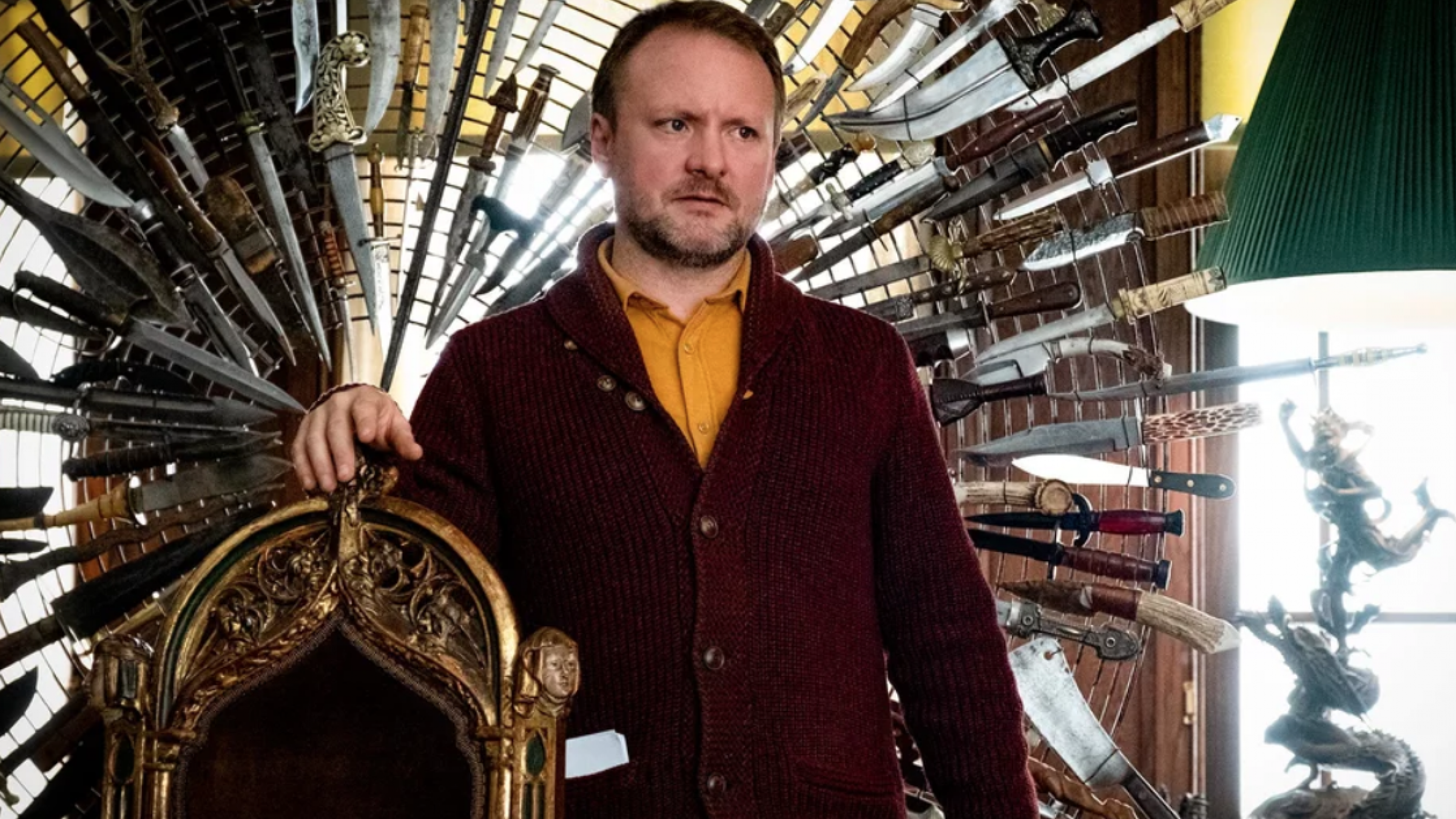 Rian Johnson Reveals His Writing Process Behind 'Knives Out'