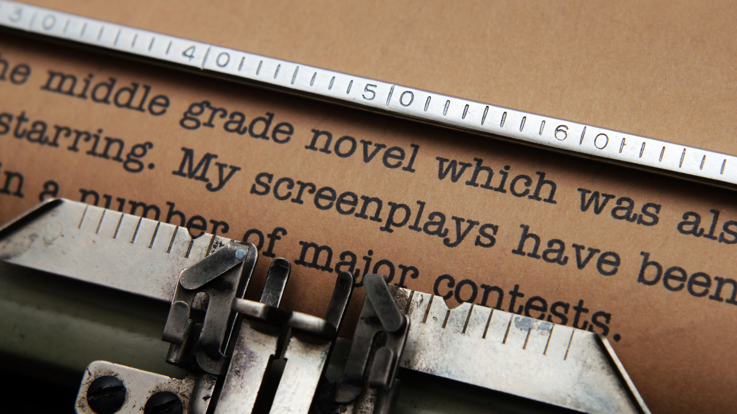 Want to Learn How to Write a Screenplay? This Slideshow Gives You a Great Crash Course