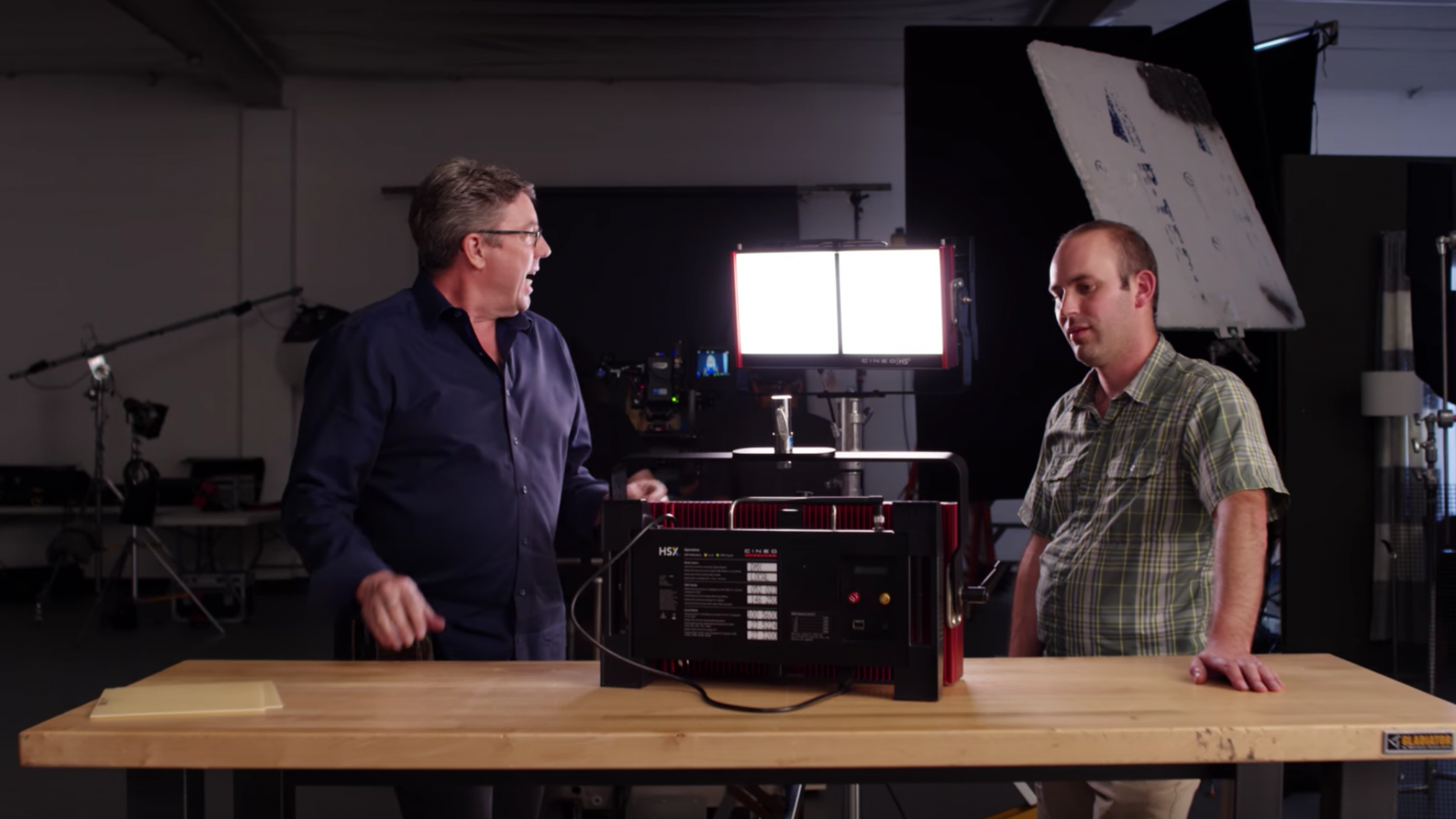 Shootout: Lighting Green Screen and More with Cineo HS2 LEDs