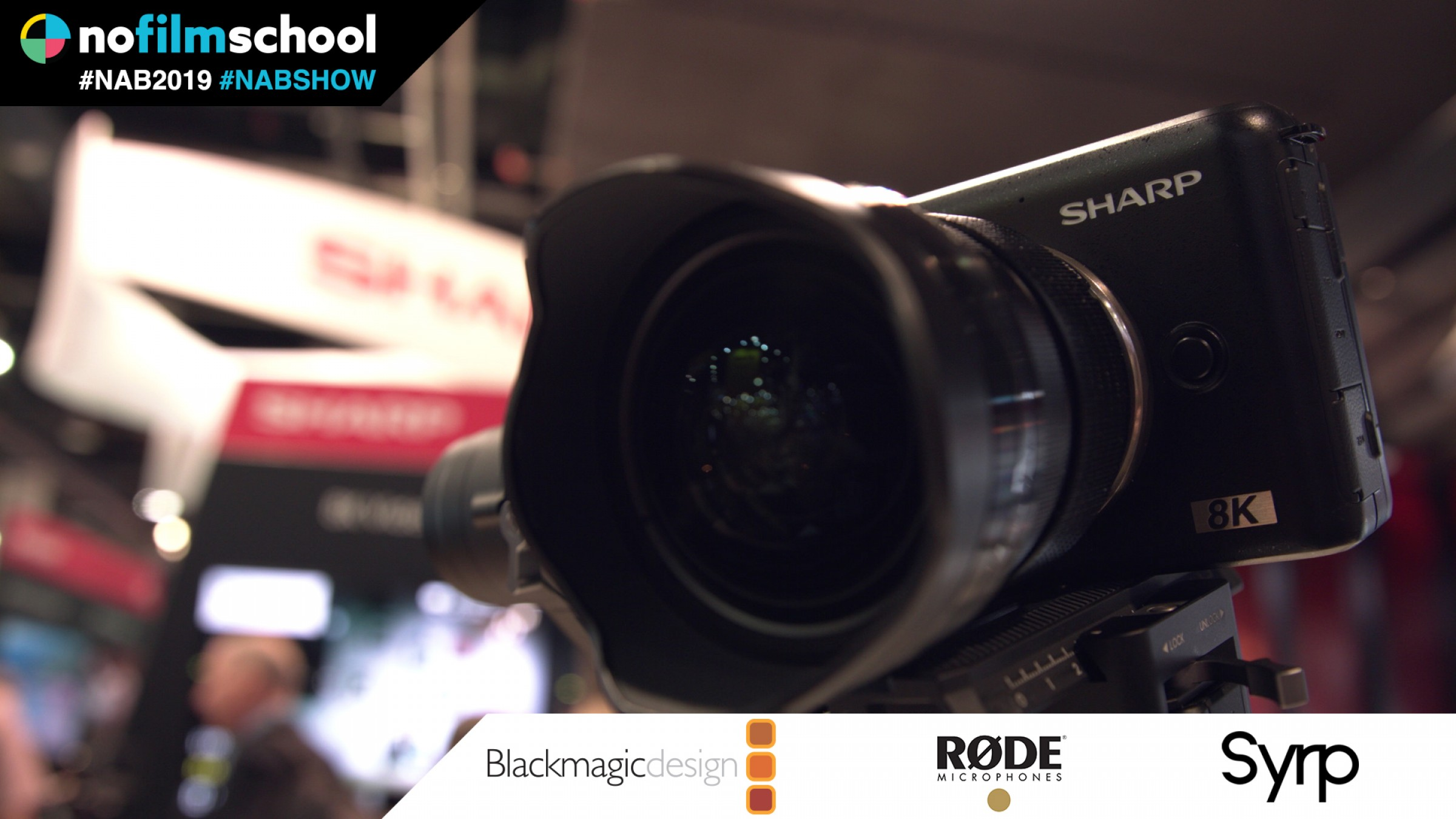 A Quick Look at Sharp's New 8K M/43 Camera for Under $4,000