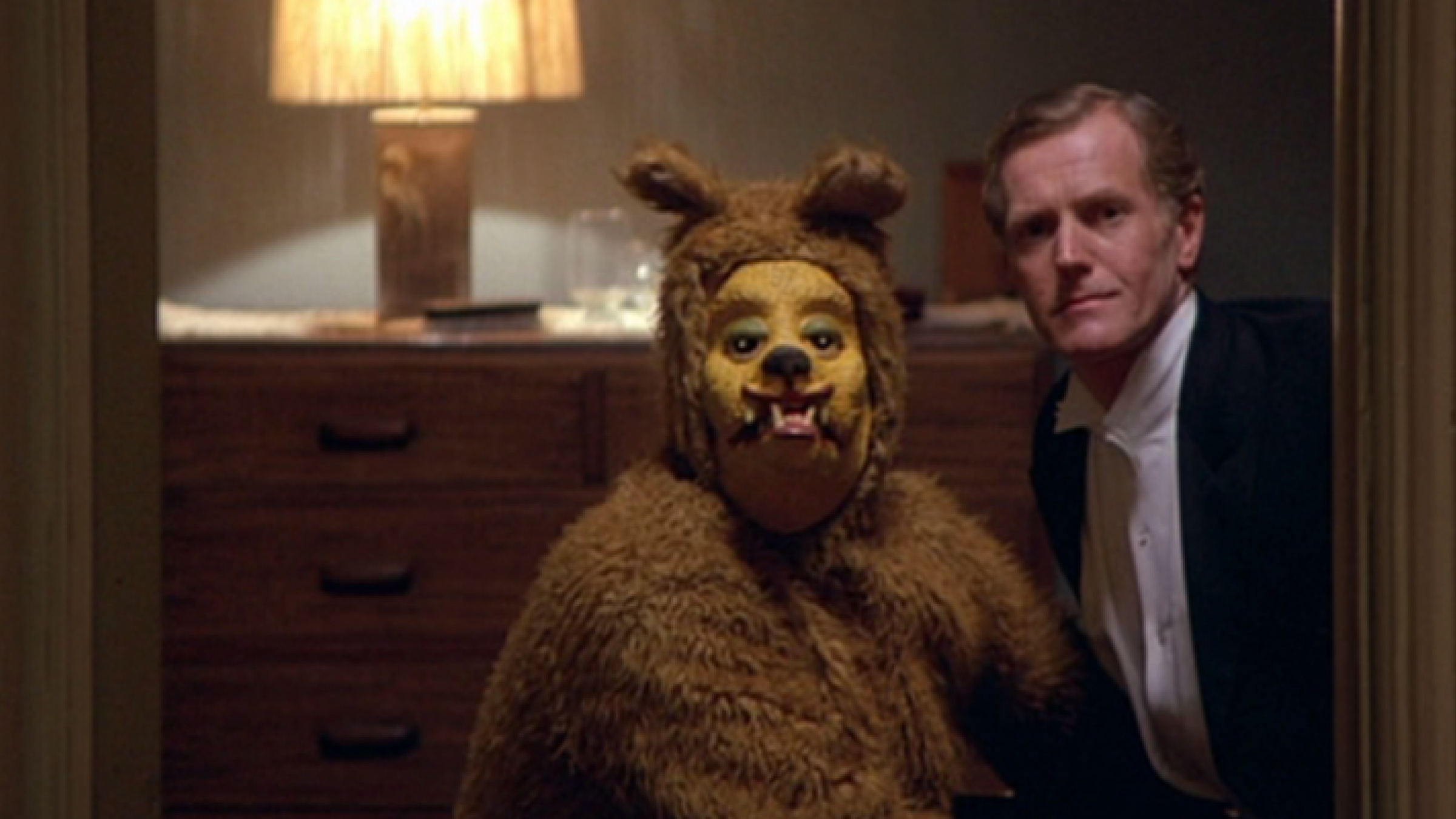 Why That Bear Performed Fellatio on That Guy in 'The Shining'