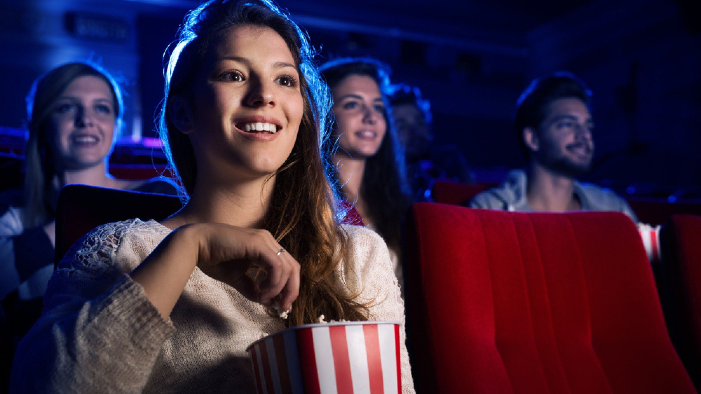 This Infographic Reveals the Truth About Millennial Moviegoing