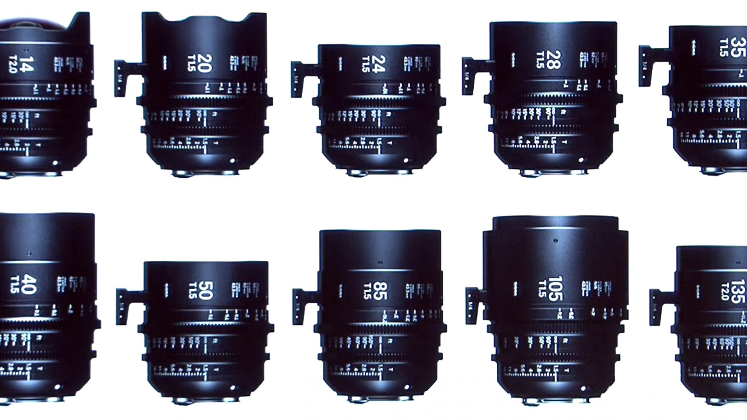 Sigma Teases Their New Line Of Classic Cine Primes