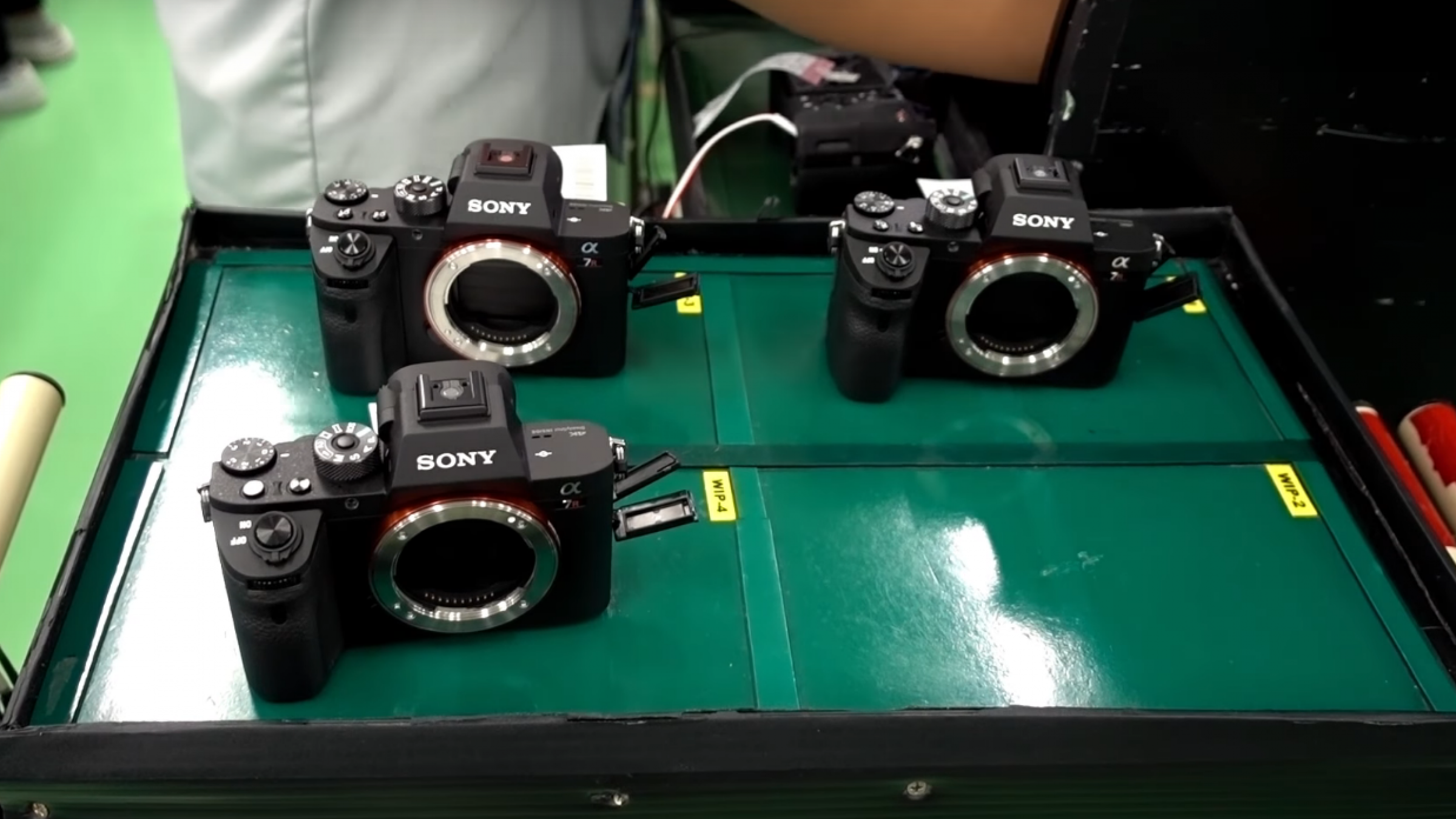 Watch: This Is How a Sony A7R II Mirrorless Camera Gets Built from Scratch