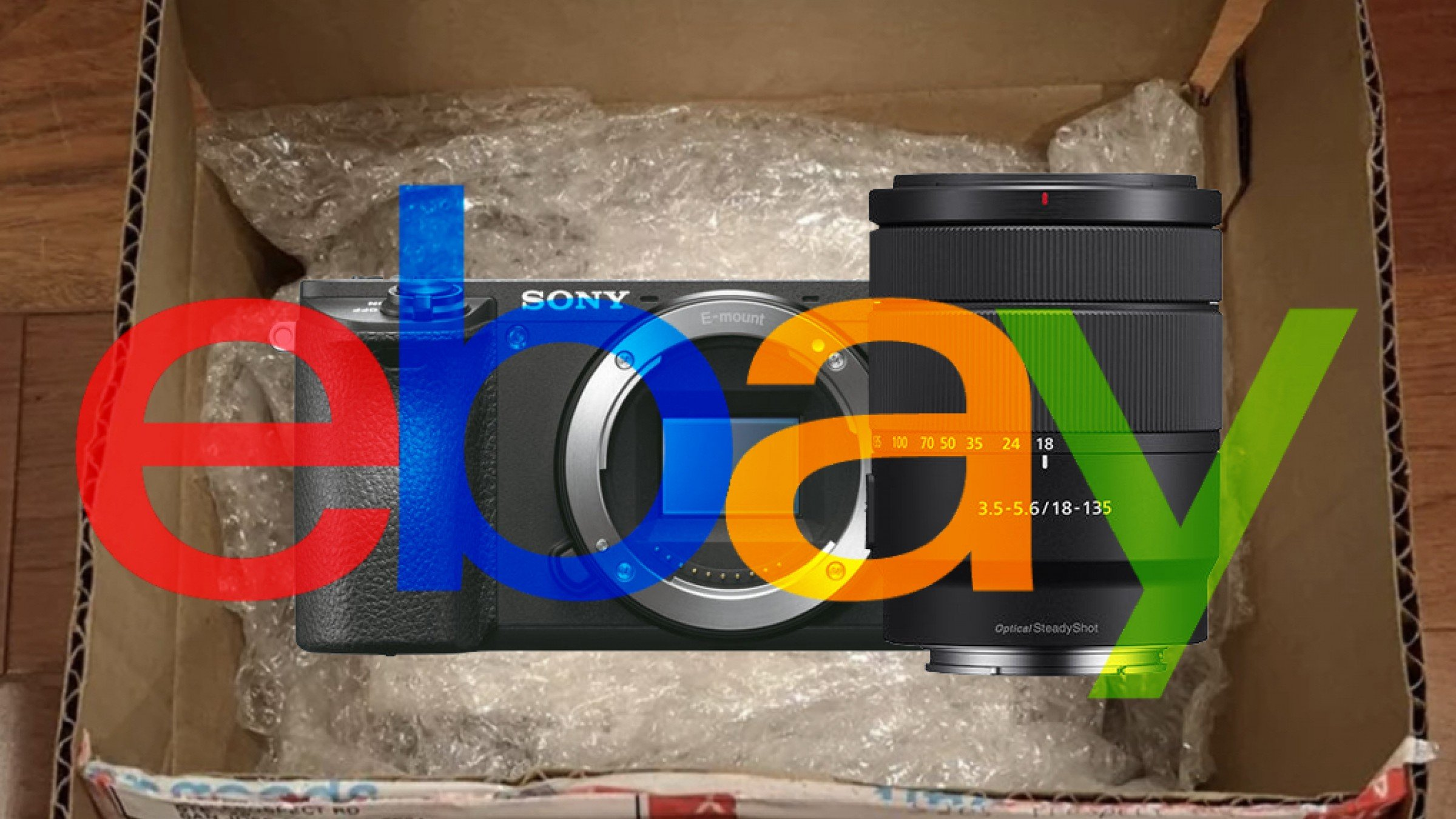 New Ebay Scam Could Bite Shooters Looking To Sell Old Camera Gear