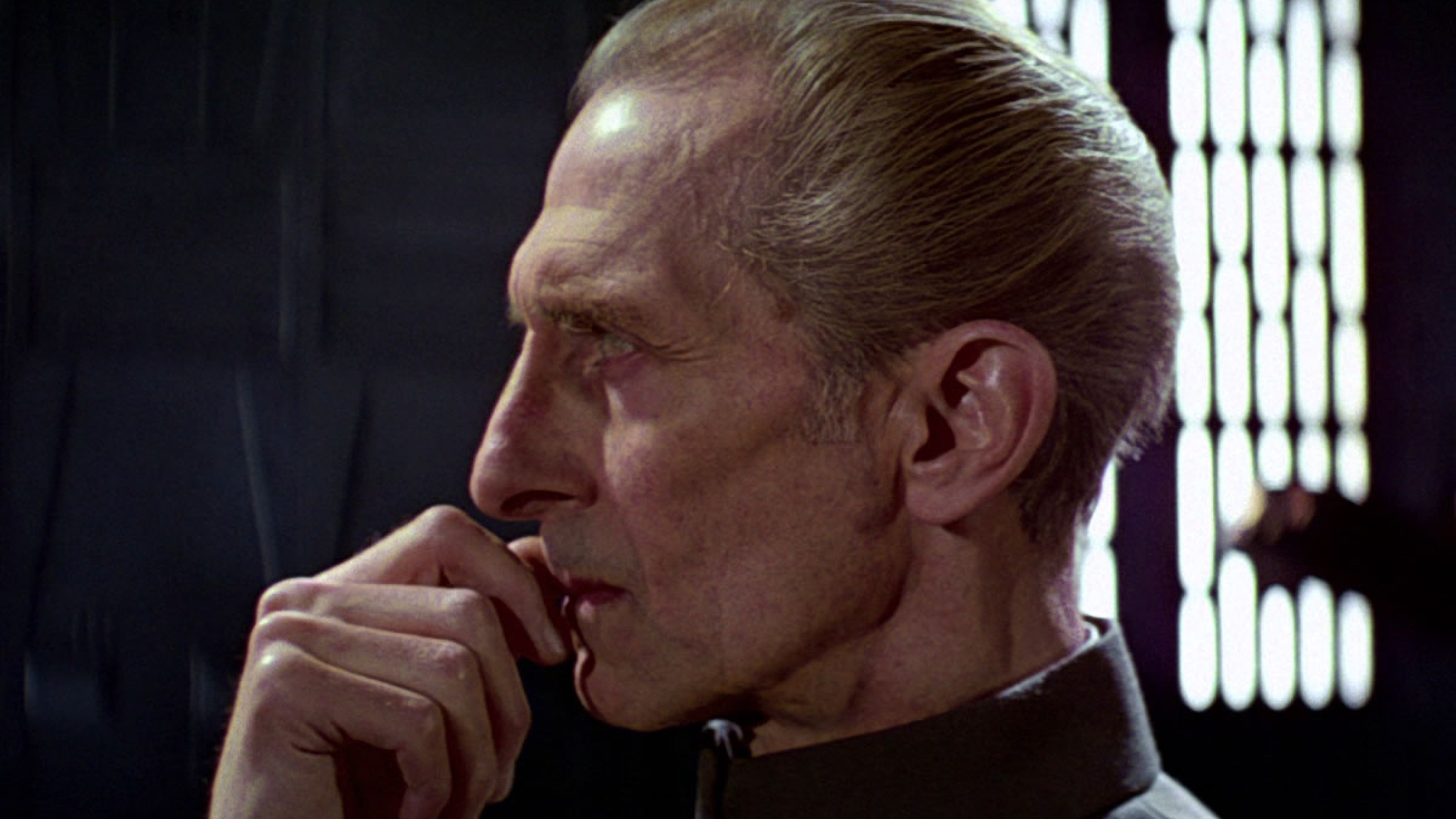 Watch How Ilm Brought Grand Moff Tarkin Back From The