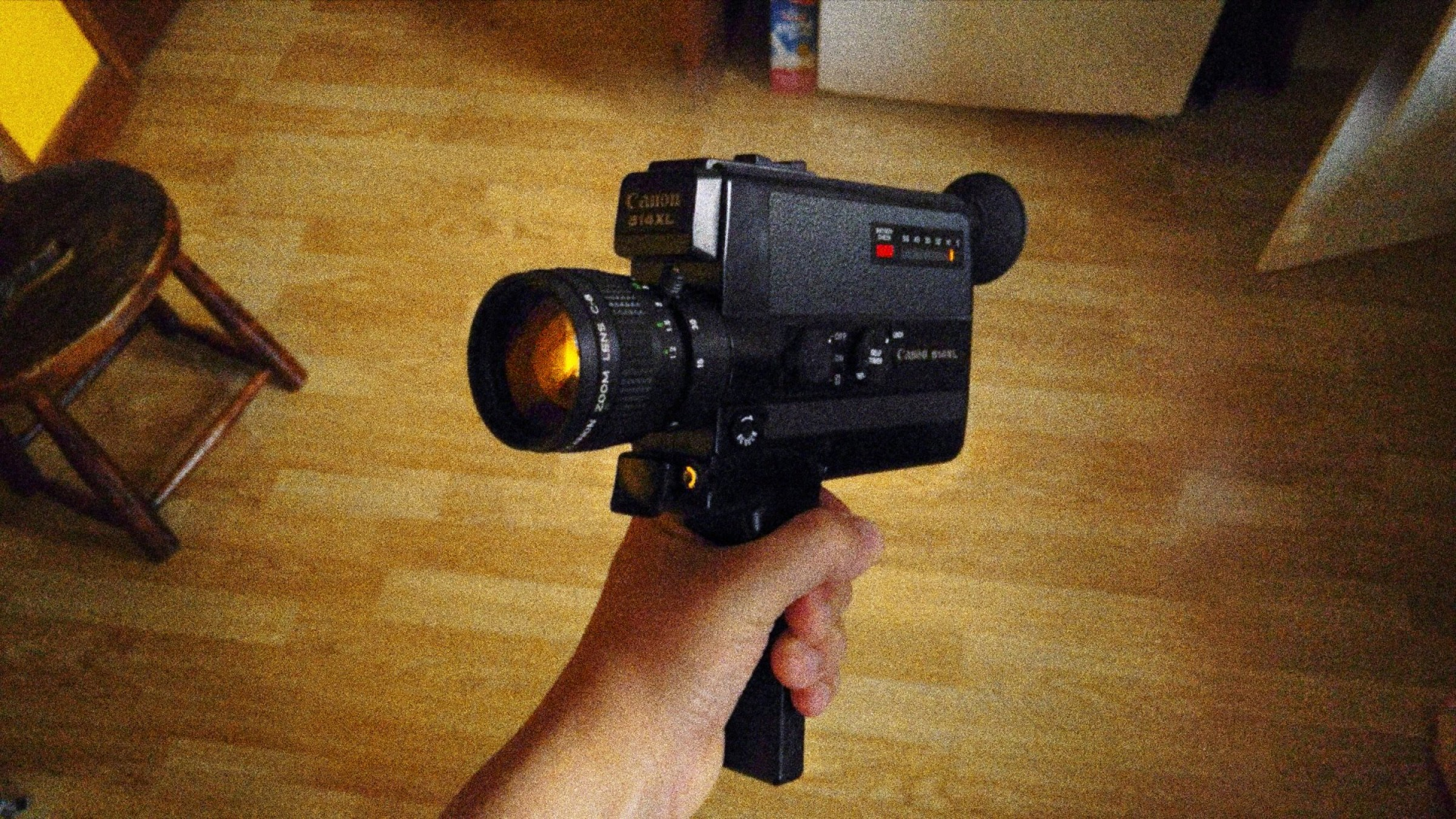 Here's a Step-by-Step Tutorial on Creating the 8mm Look in