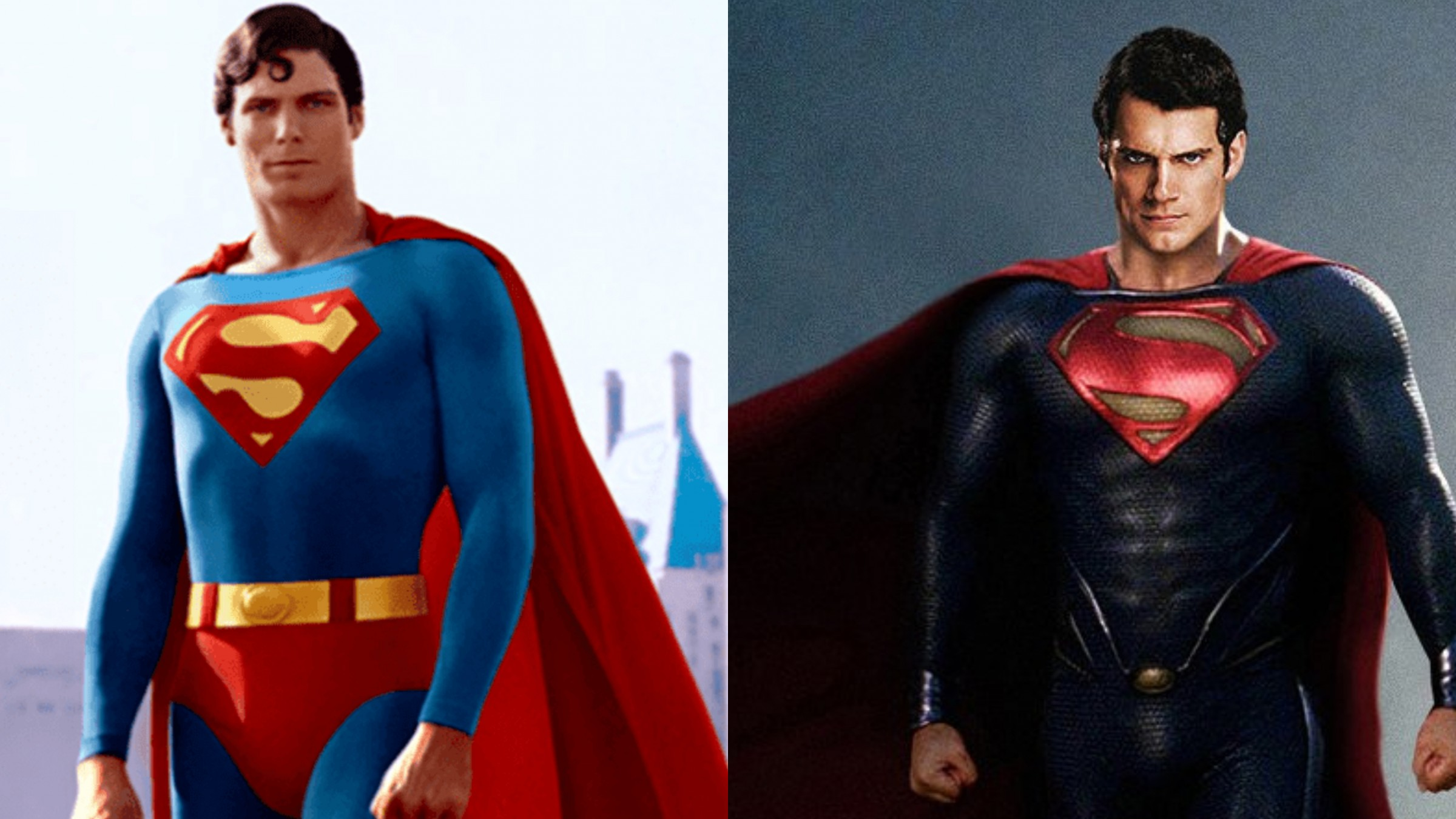 What S Tone It S Basically The Difference Between 1978 Superman And 2013 Superman