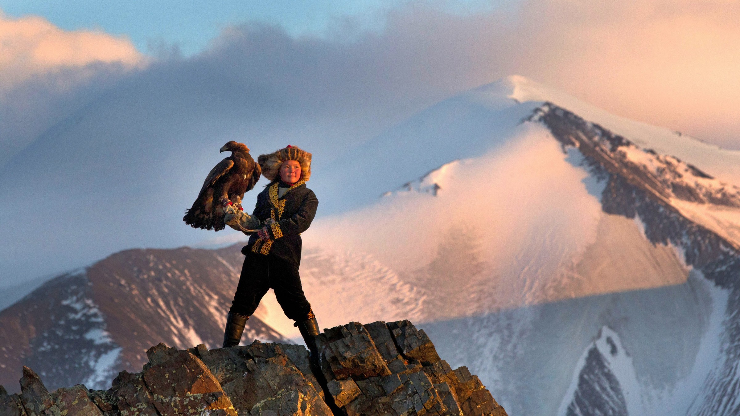 new concept bd389 262cf  The Eagle Huntress   How Otto Bell  Moved Heaven and Earth  to Finish His  Stunning Film