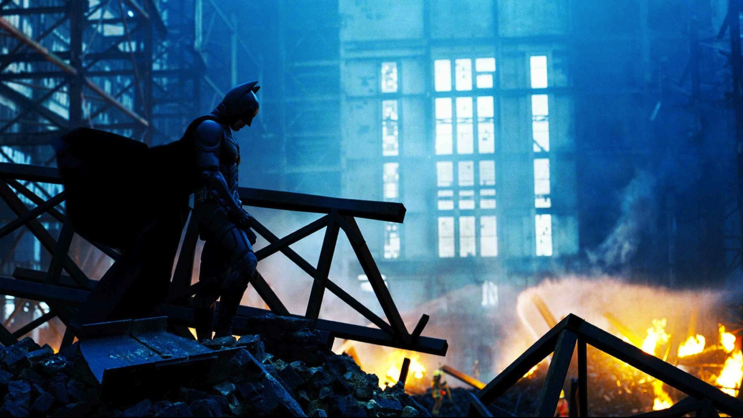 a closer look at the incredible cinematography of the dark knight