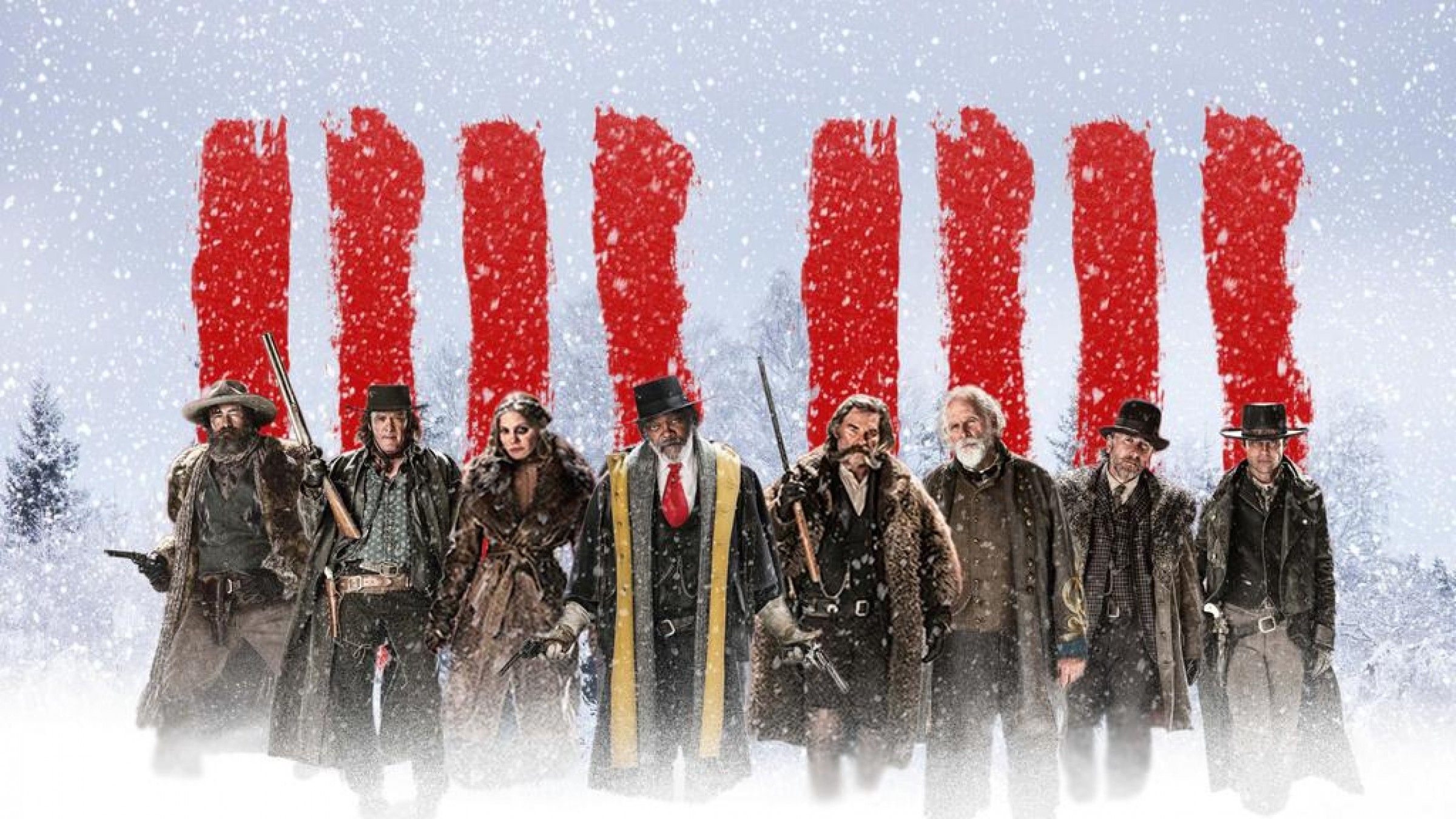 'The Hateful Eight' Screenplay Now Available For Your Consideration