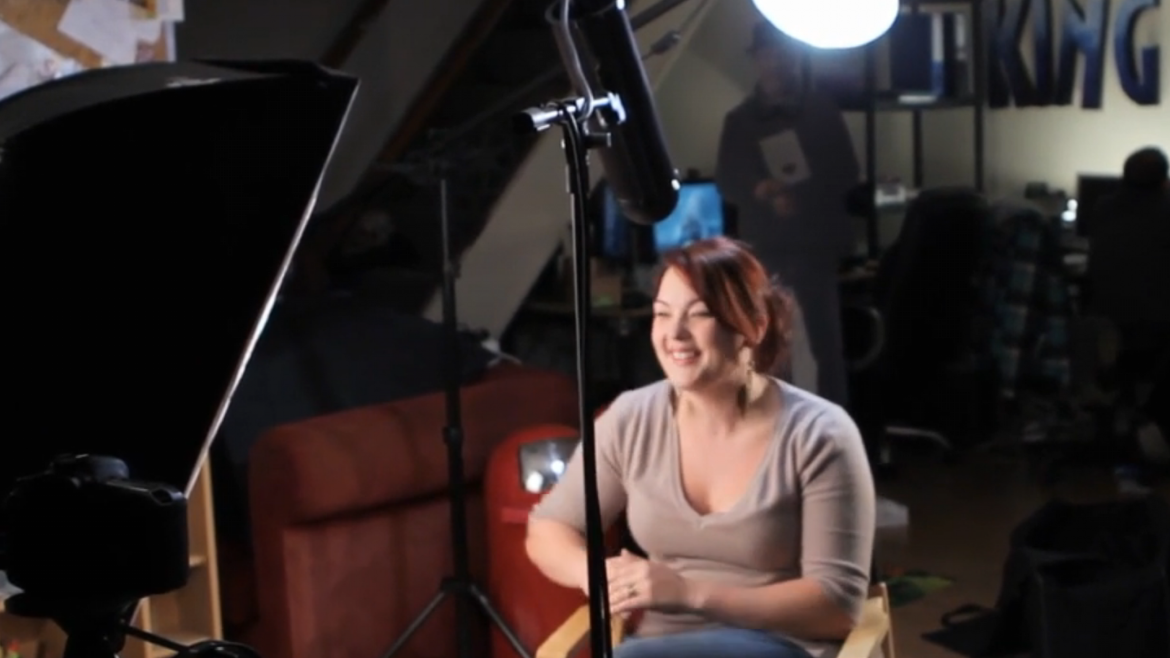 Two Interview Lighting Tutorials That'll Kick Your Footage Up a Notch