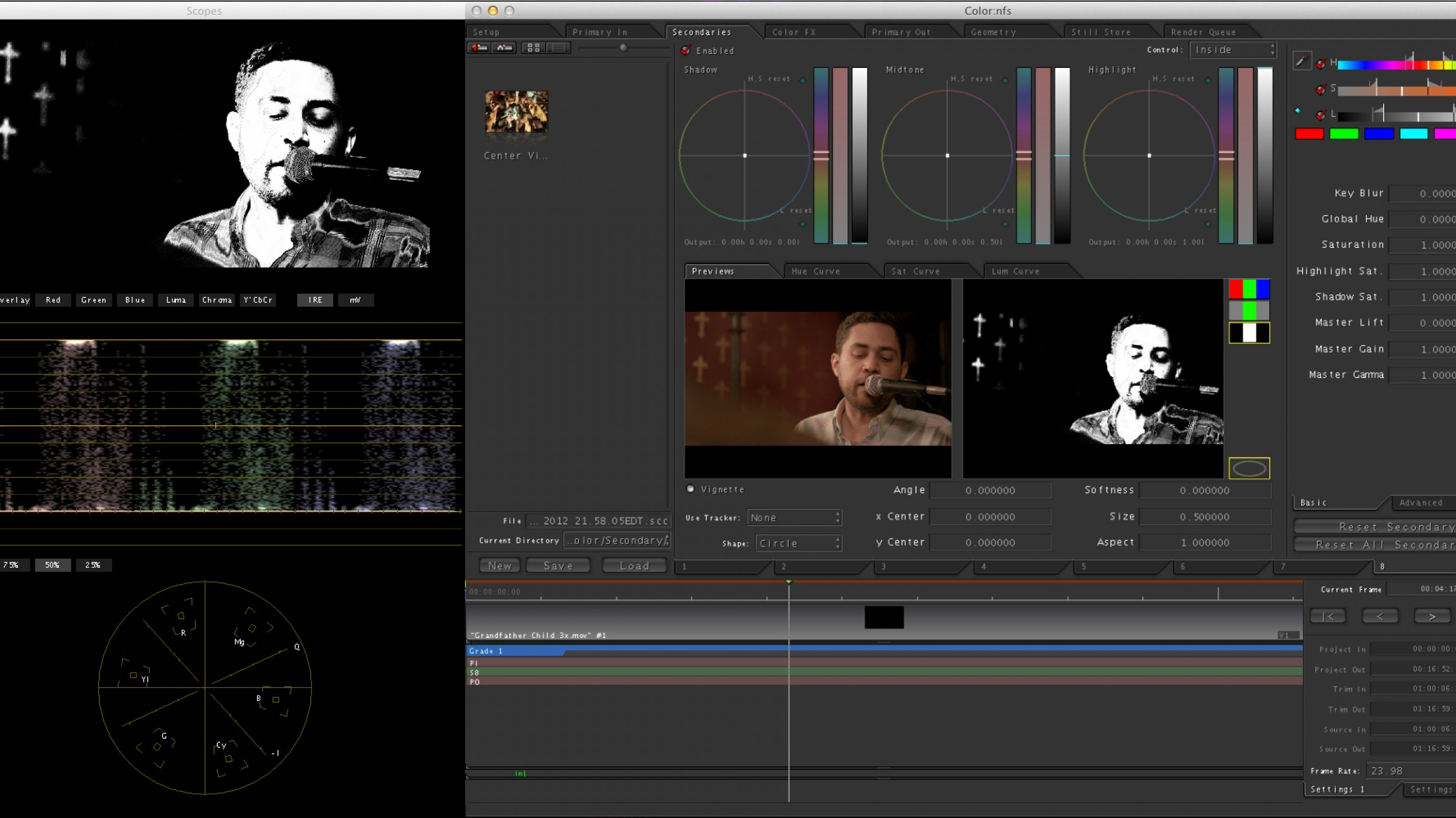 A Colorist's Perspective: Practical Comparisons of DaVinci Resolve